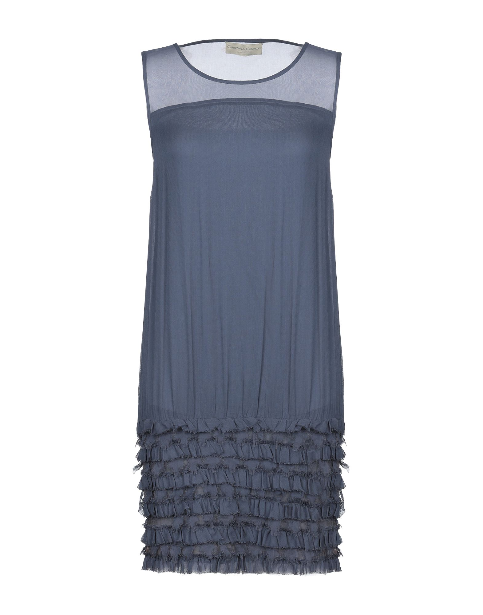 CRISTINA GAVIOLI COLLECTION Короткое платье cristina gavioli collection длинная юбка