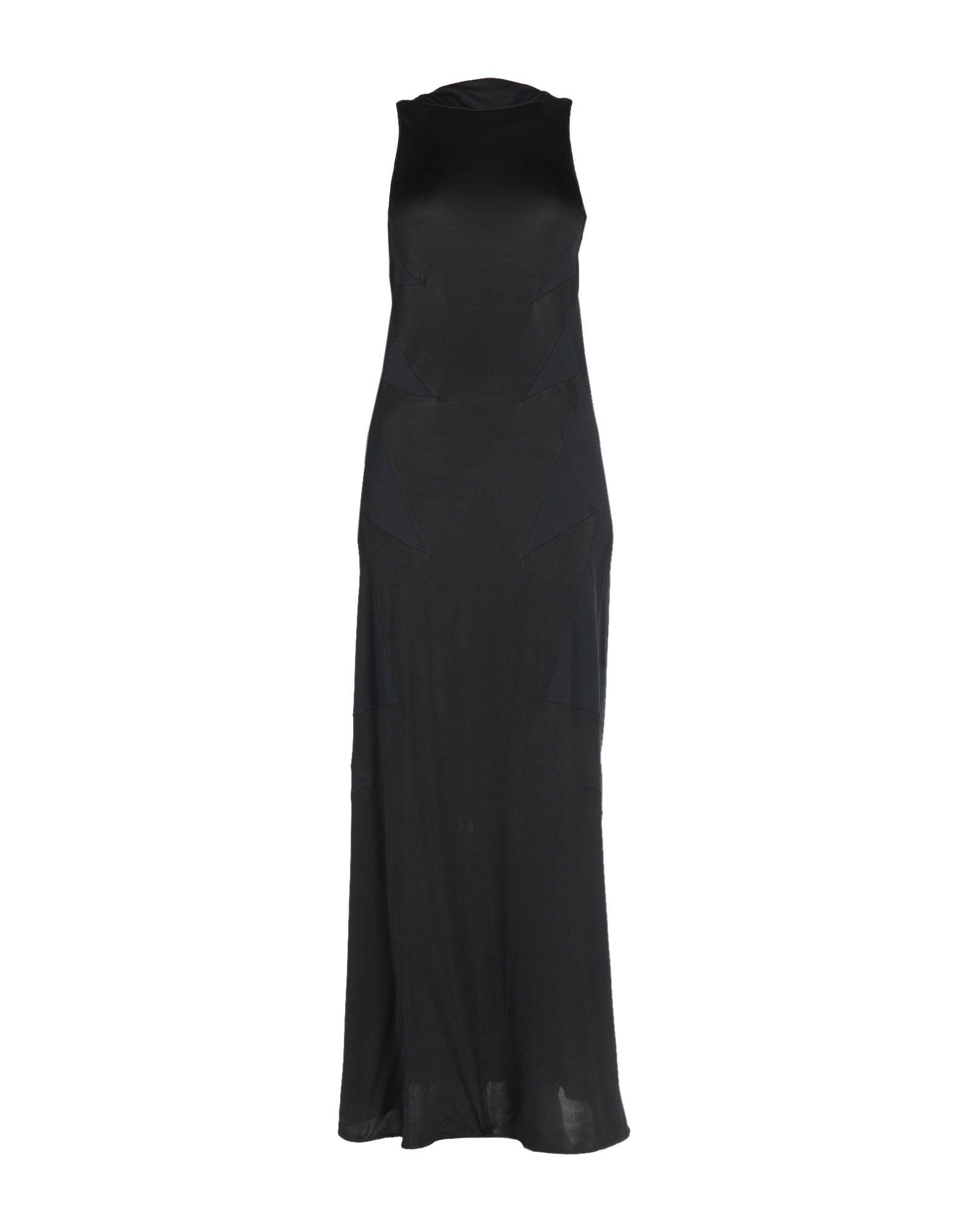 FENDI Длинное платье цены онлайн