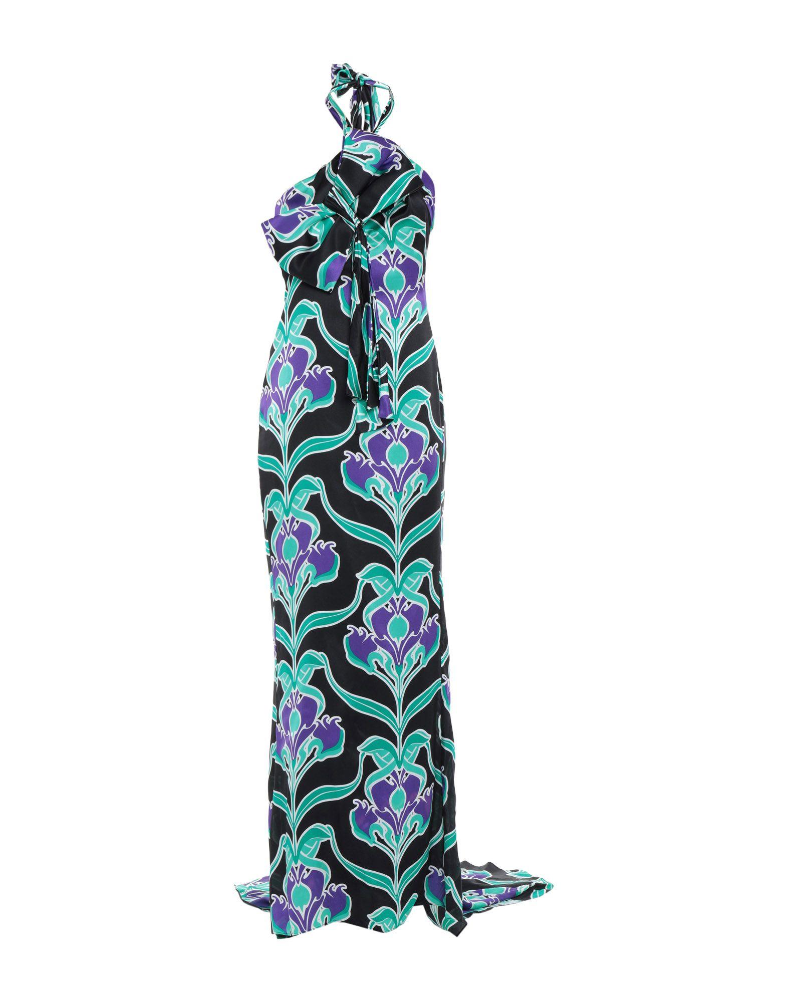 LIST Длинное платье