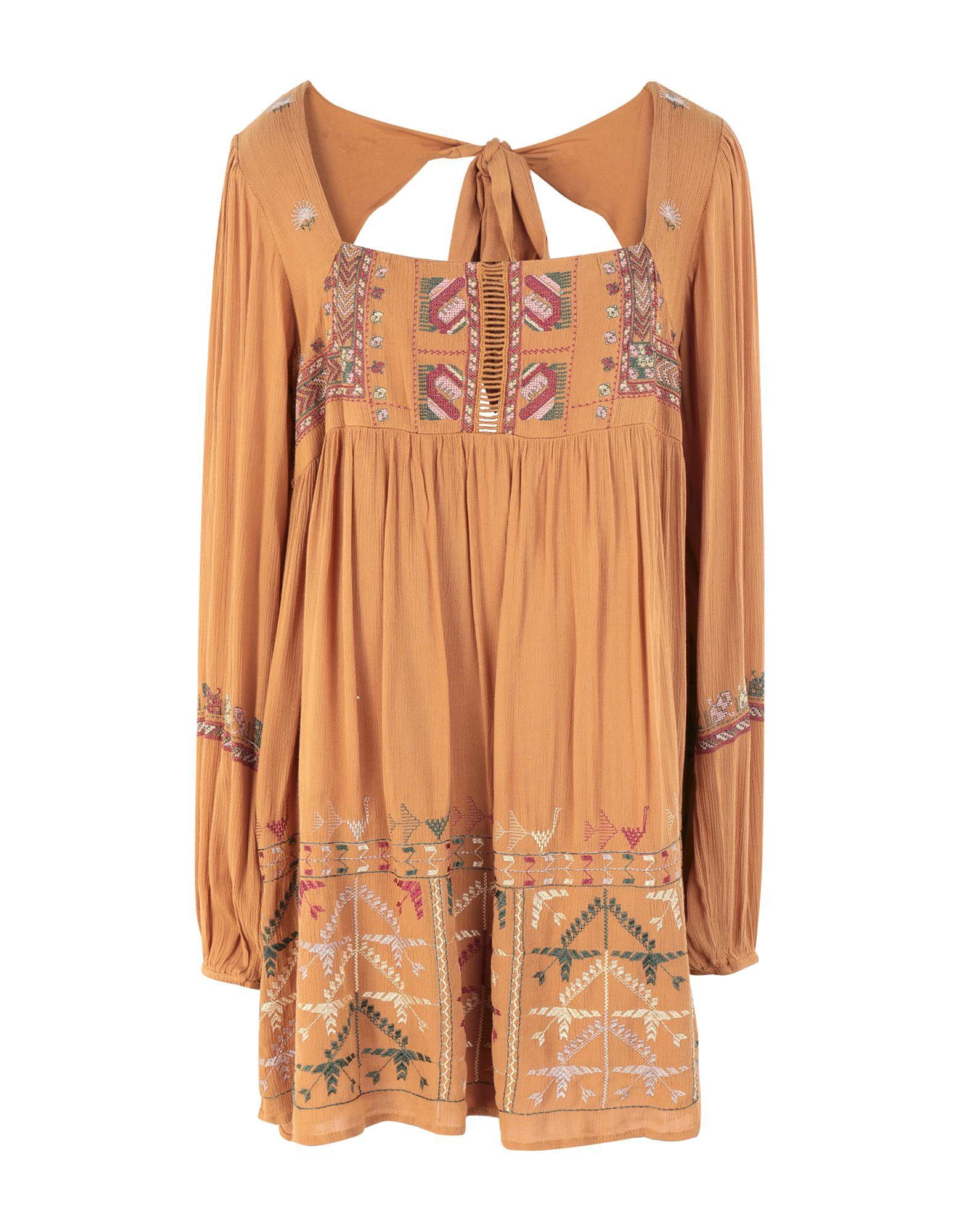 FREE PEOPLE Короткое платье free shipping 10pcs ad9057brs 40