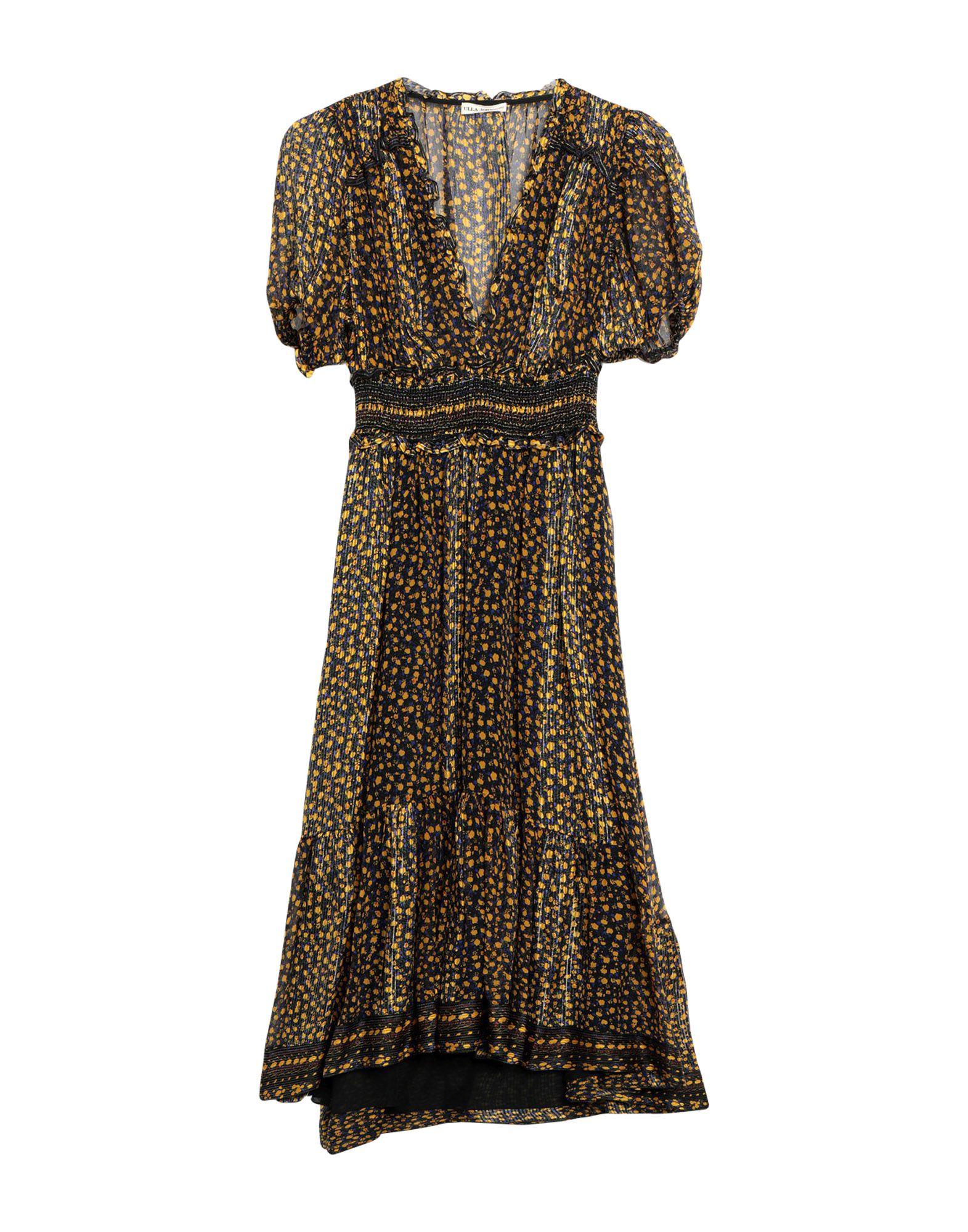 ULLA JOHNSON Платье до колена ulla johnson длинное платье