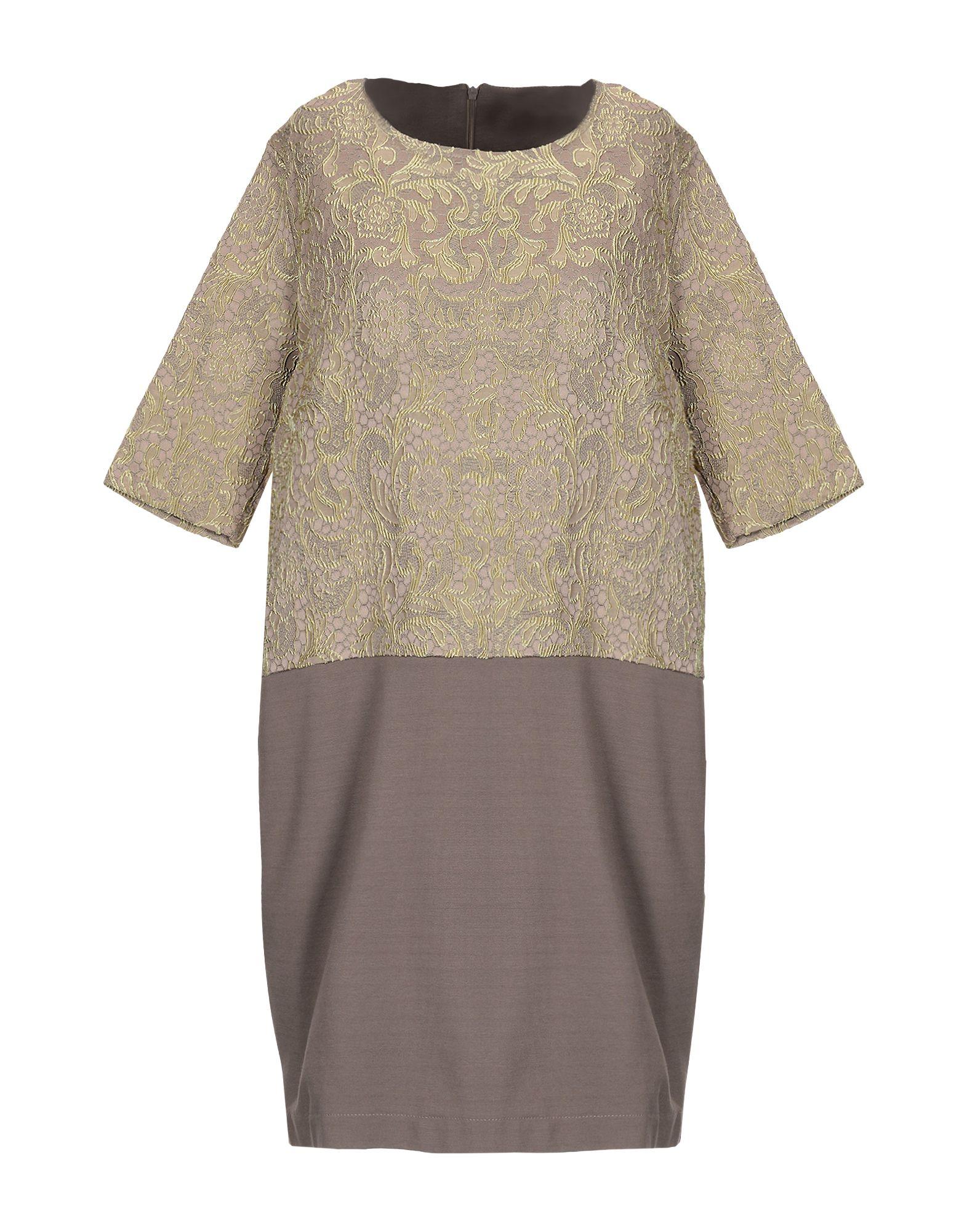 VERYSIMPLE Короткое платье