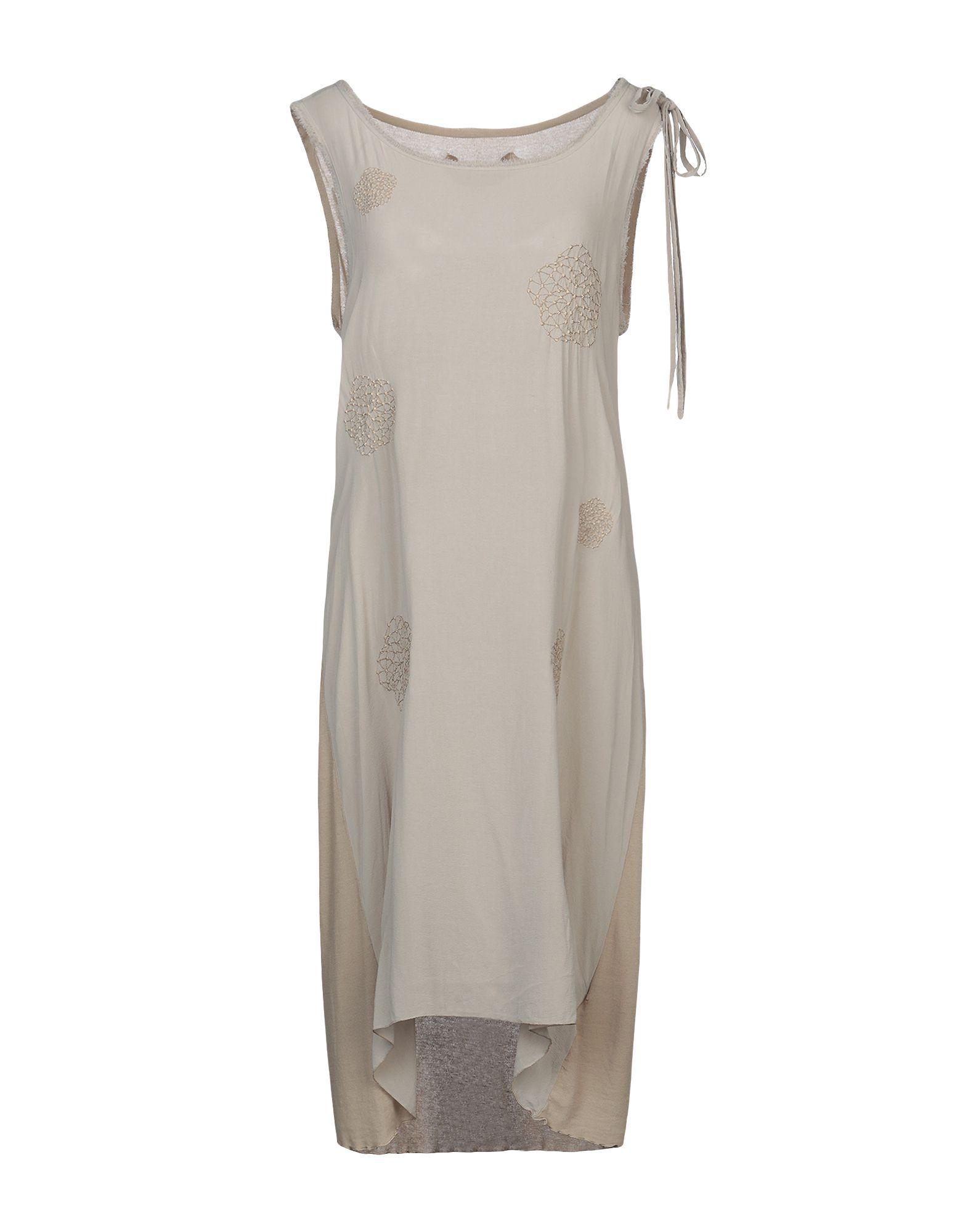 лучшая цена NICOLAS & MARK Платье до колена