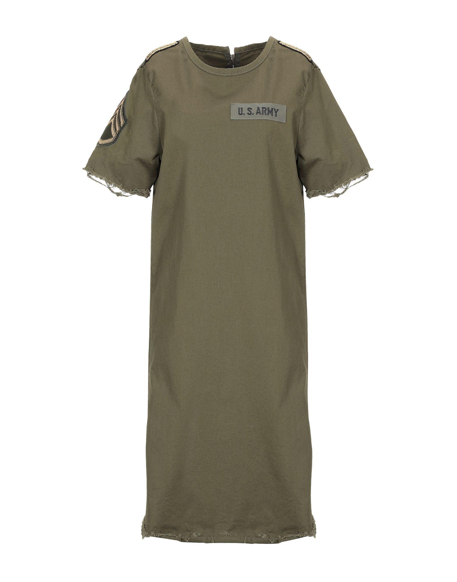 HISTORY REPEATS Платье до колена недорго, оригинальная цена