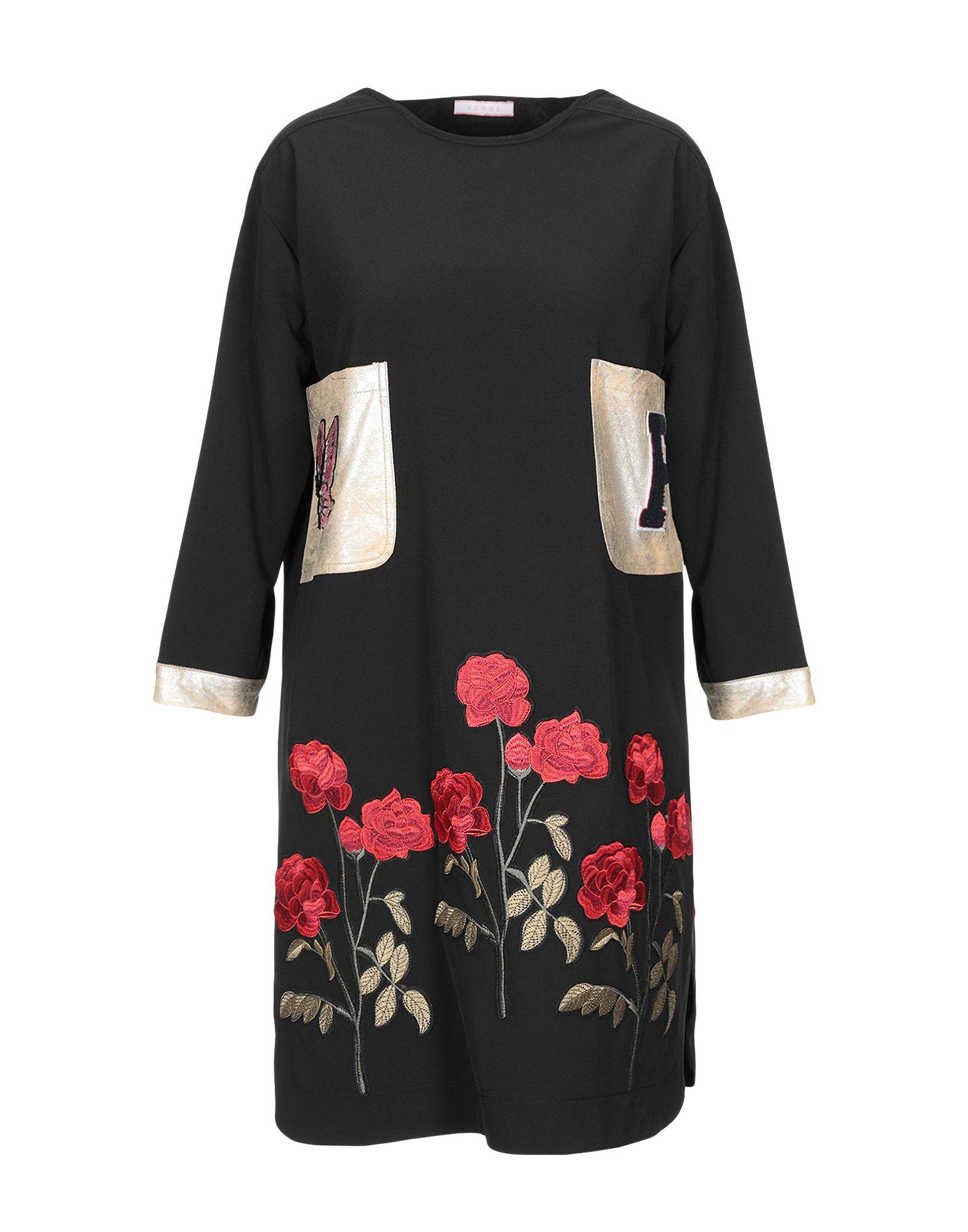FEMME Короткое платье nouvelle femme короткое платье