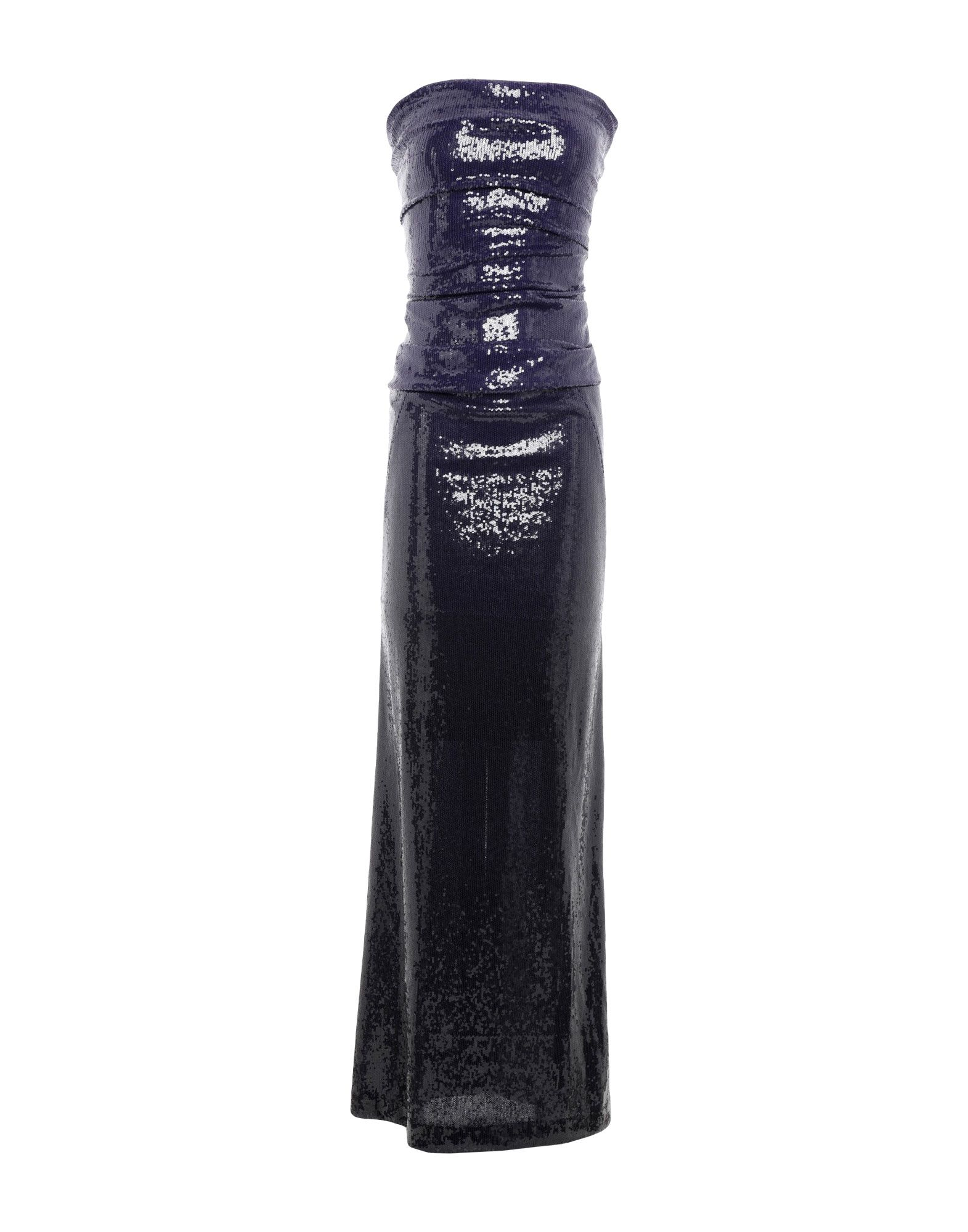 где купить DONNA KARAN Длинное платье по лучшей цене