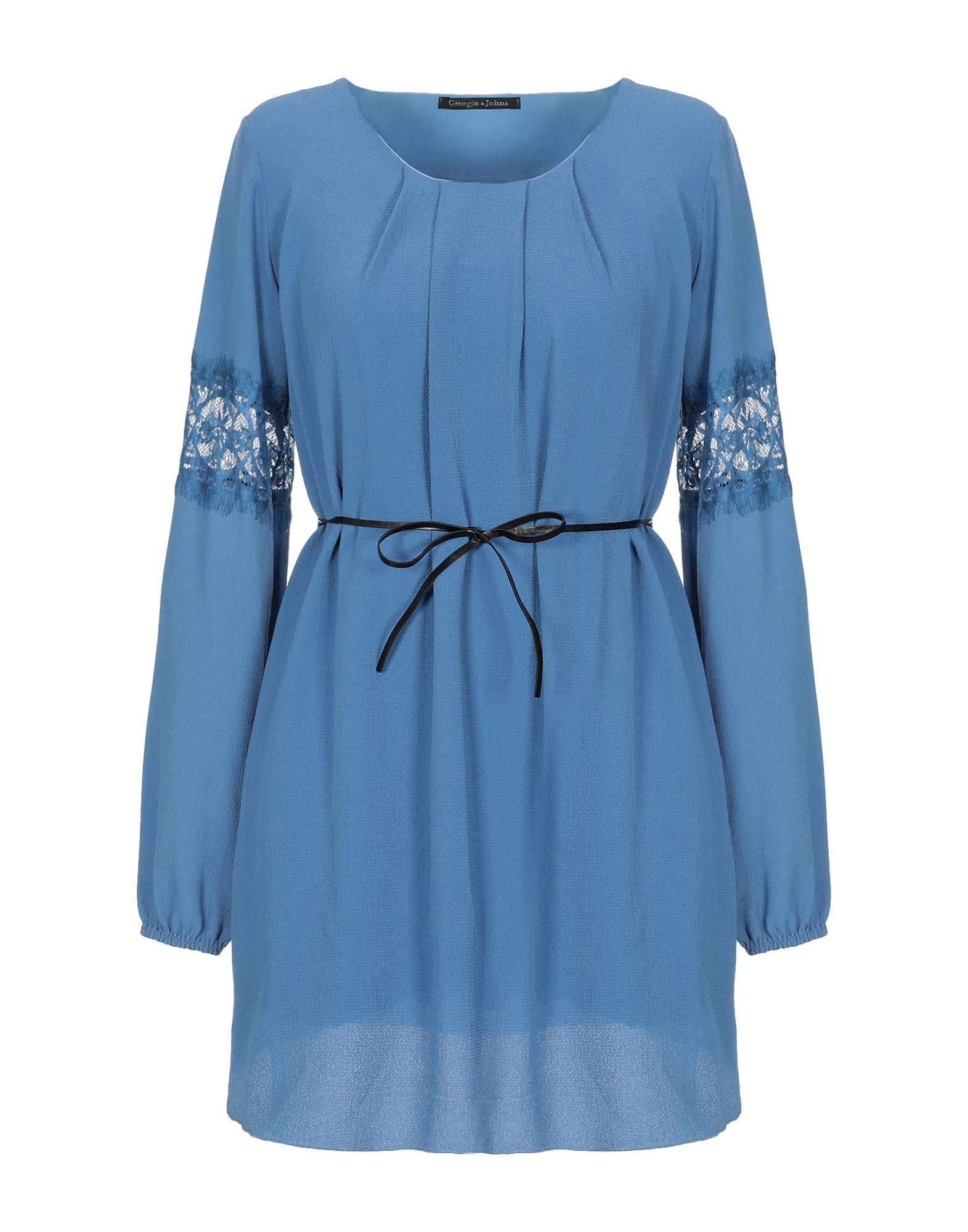GIORGIA & JOHNS Короткое платье цены