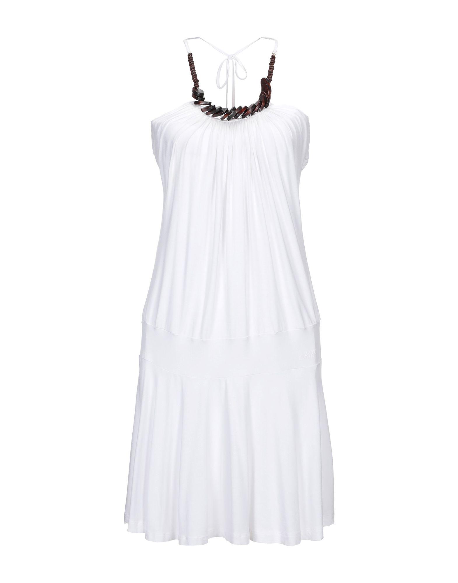 KILLAH Короткое платье цены онлайн