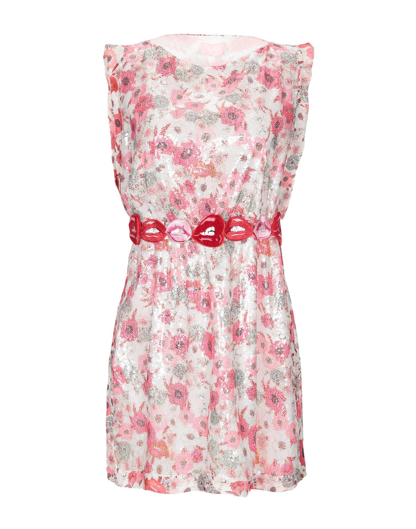 GIAMBA Короткое платье