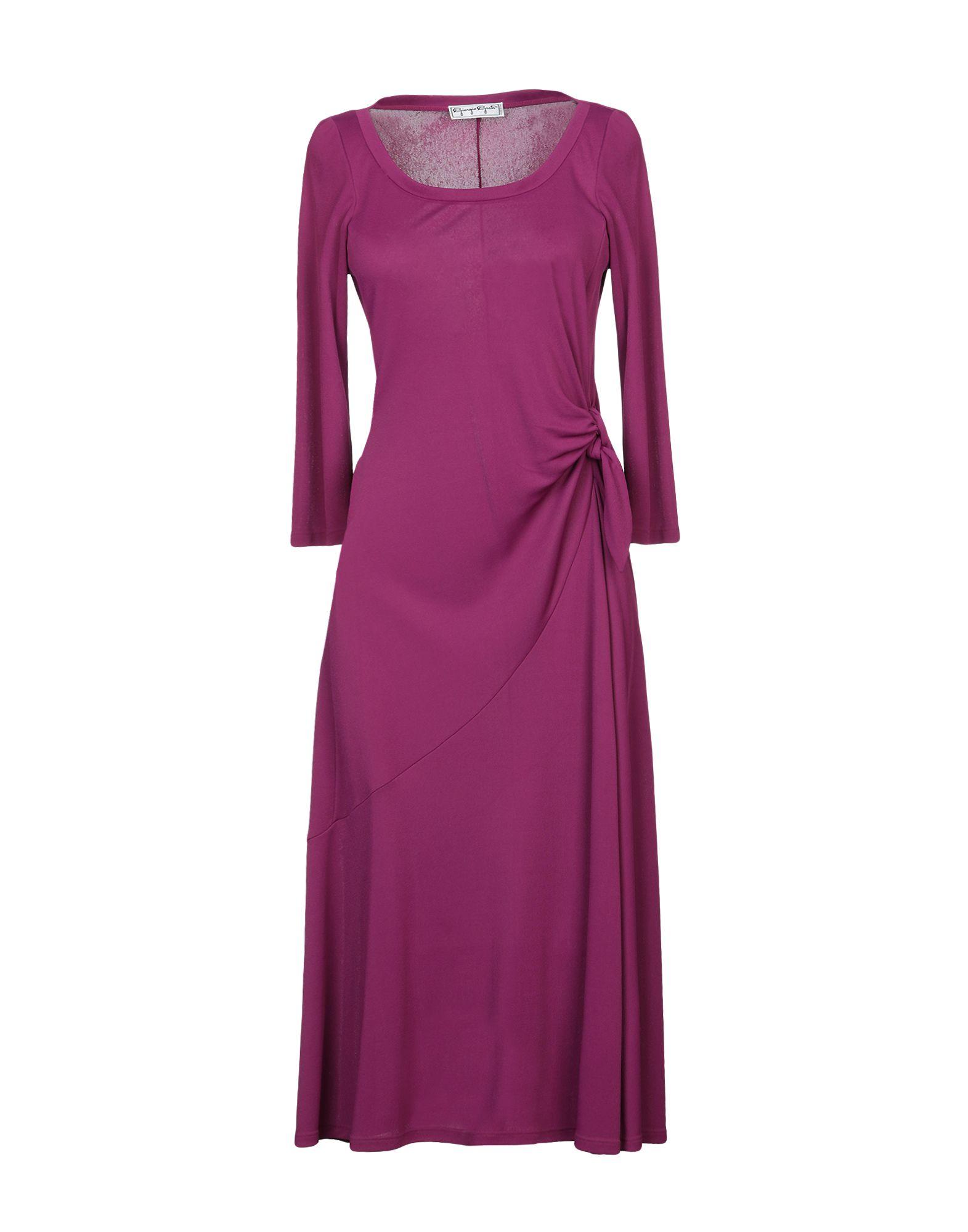 GIORGIO GRATI Платье длиной 3/4 цена 2017