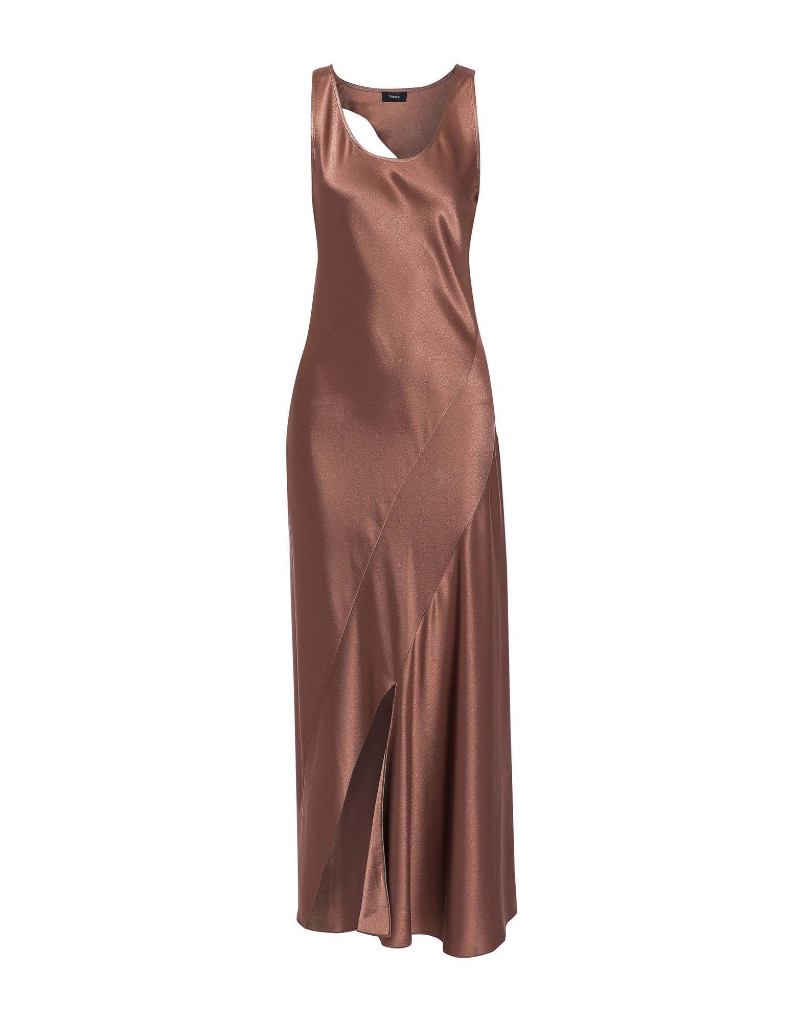 THEORY Длинное платье theory длинное платье