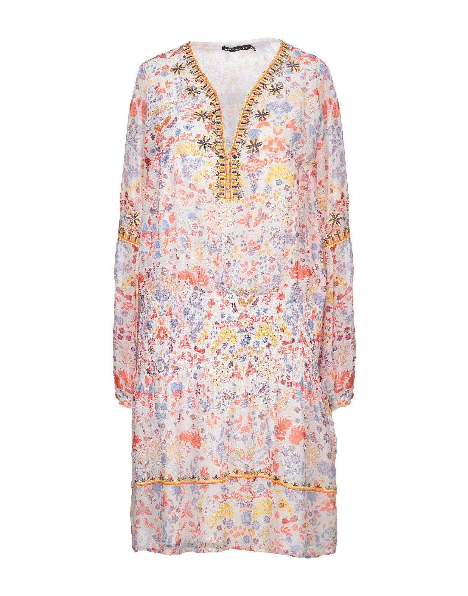 ANTIK BATIK Платье до колена antik batik длинное платье