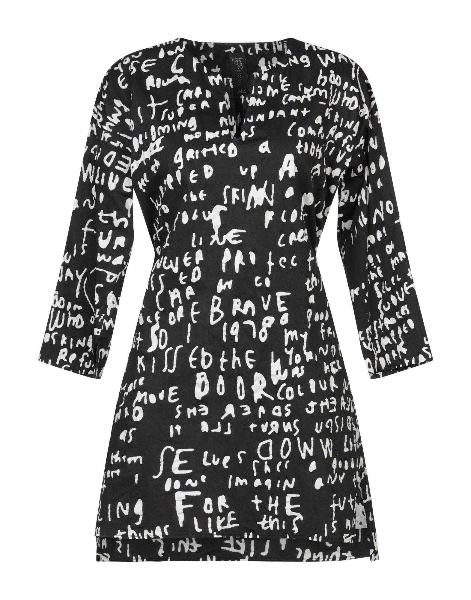 Фото - ZERO + MARIA CORNEJO Короткое платье платье maria rybalchenko maria rybalchenko mp002xw1hk4t