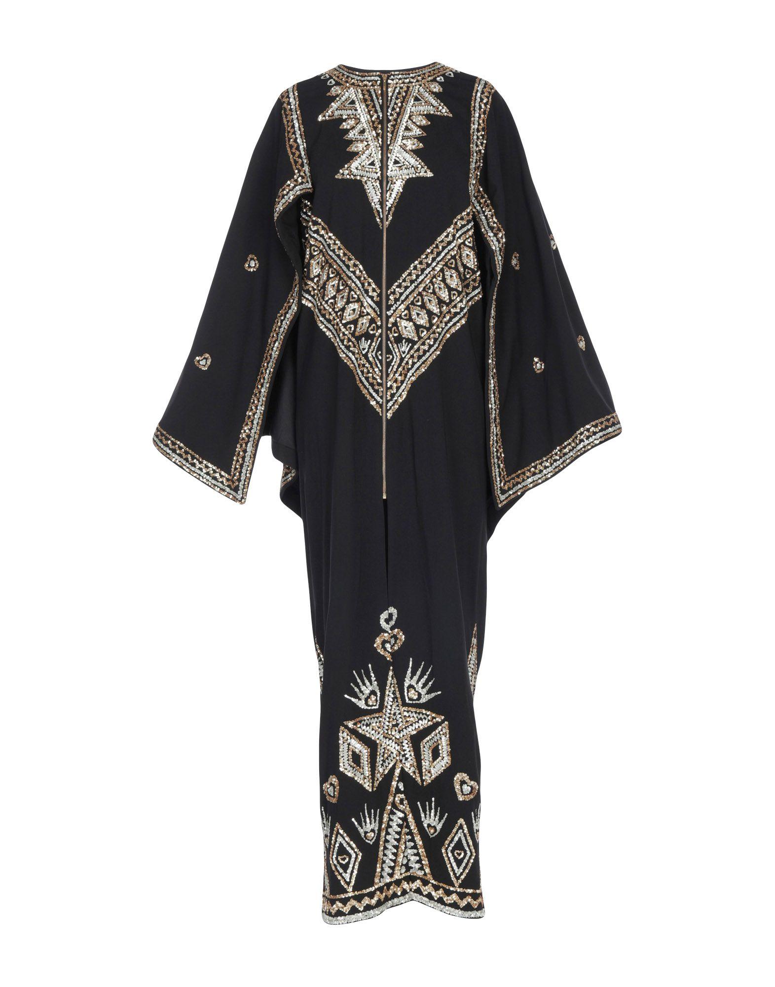 MANISH ARORA Длинное платье недорго, оригинальная цена