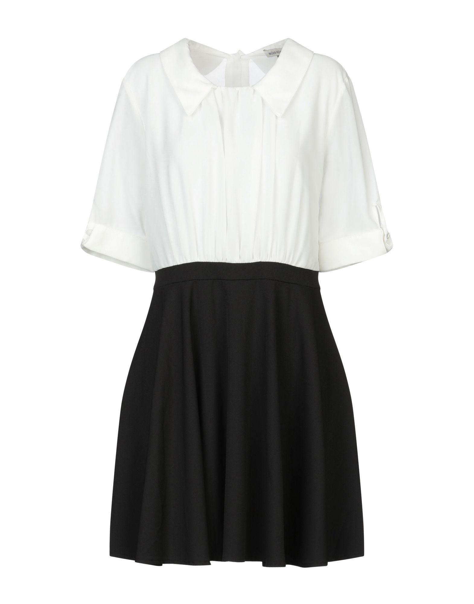MISS MISS Короткое платье miss miss короткое платье