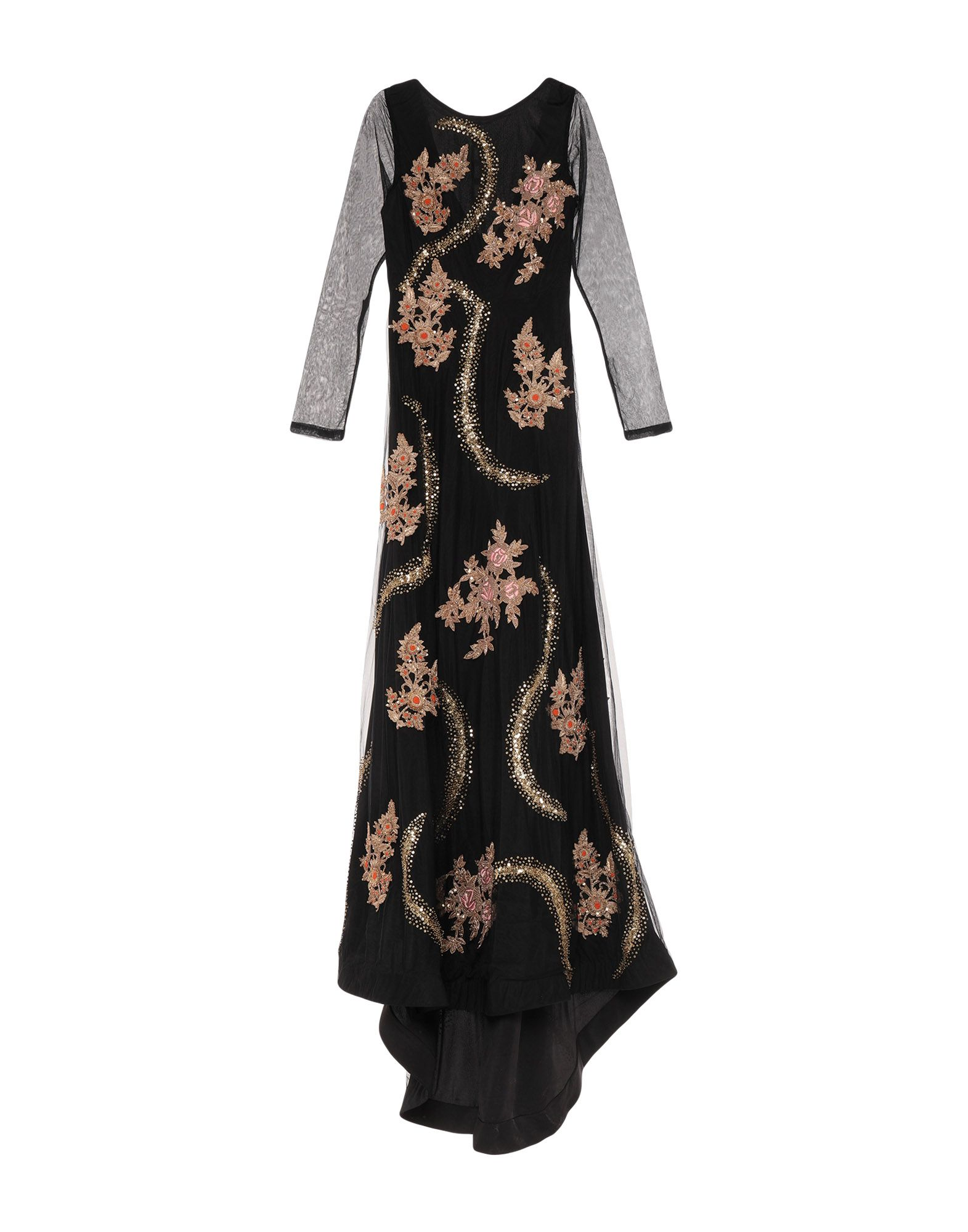 MANISH ARORA Длинное платье