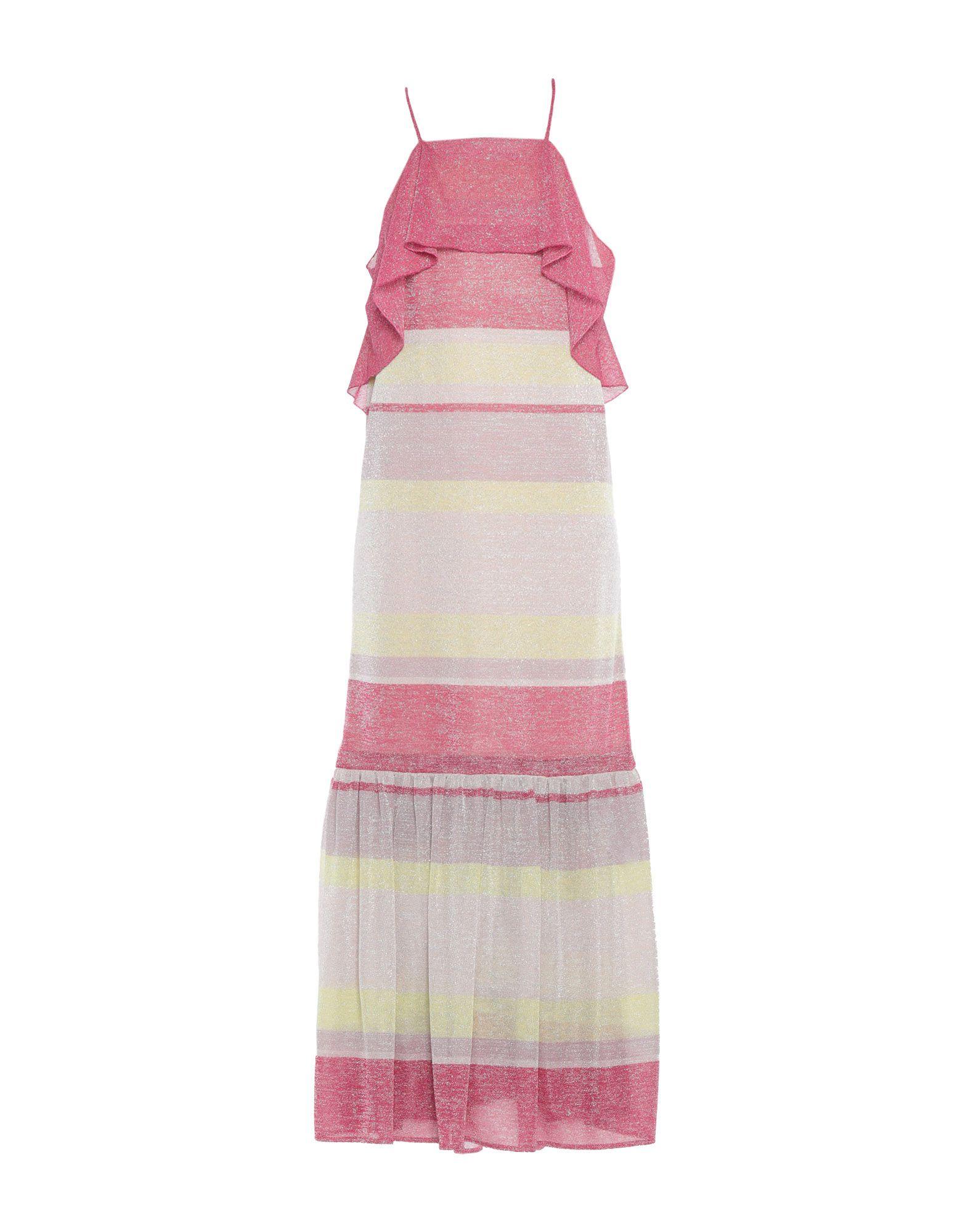 ATOS LOMBARDINI Длинное платье недорго, оригинальная цена