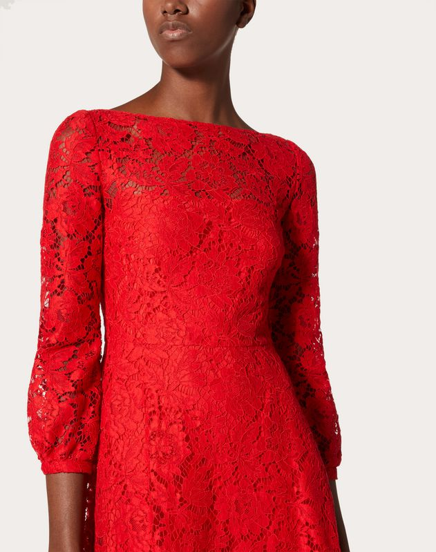 Heavy Lace Dress
