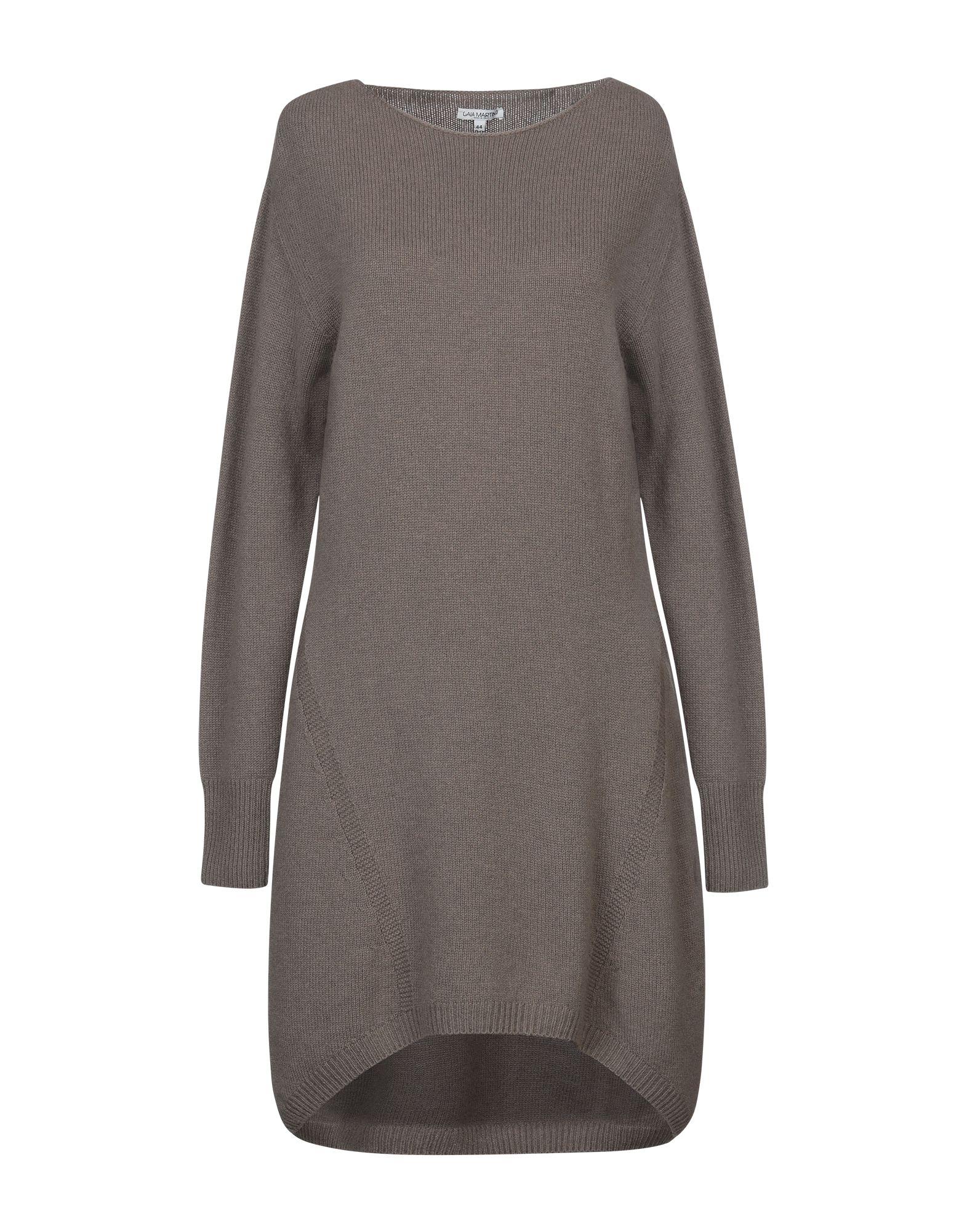 GAIA MARTINO Короткое платье цена и фото
