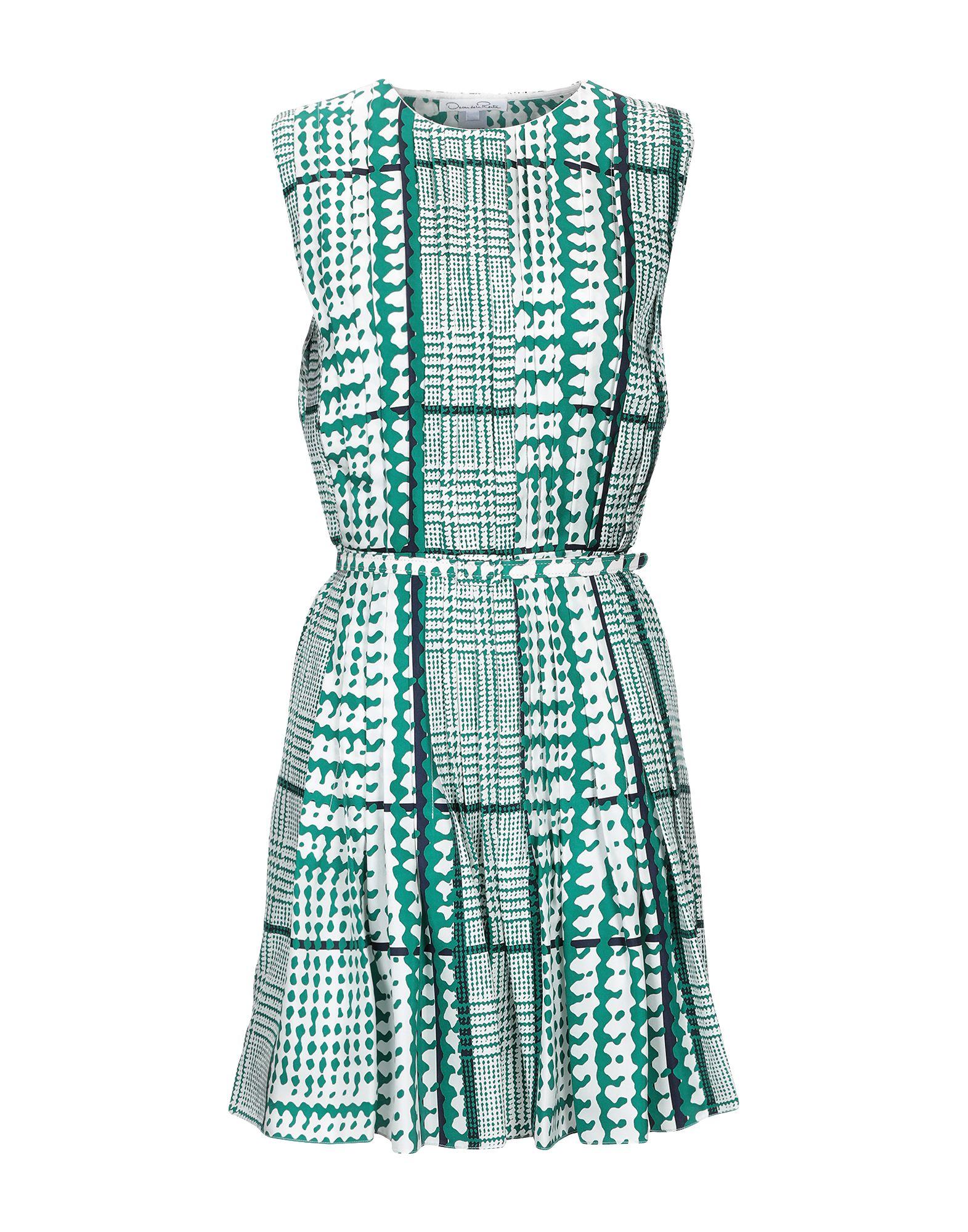 OSCAR DE LA RENTA Короткое платье