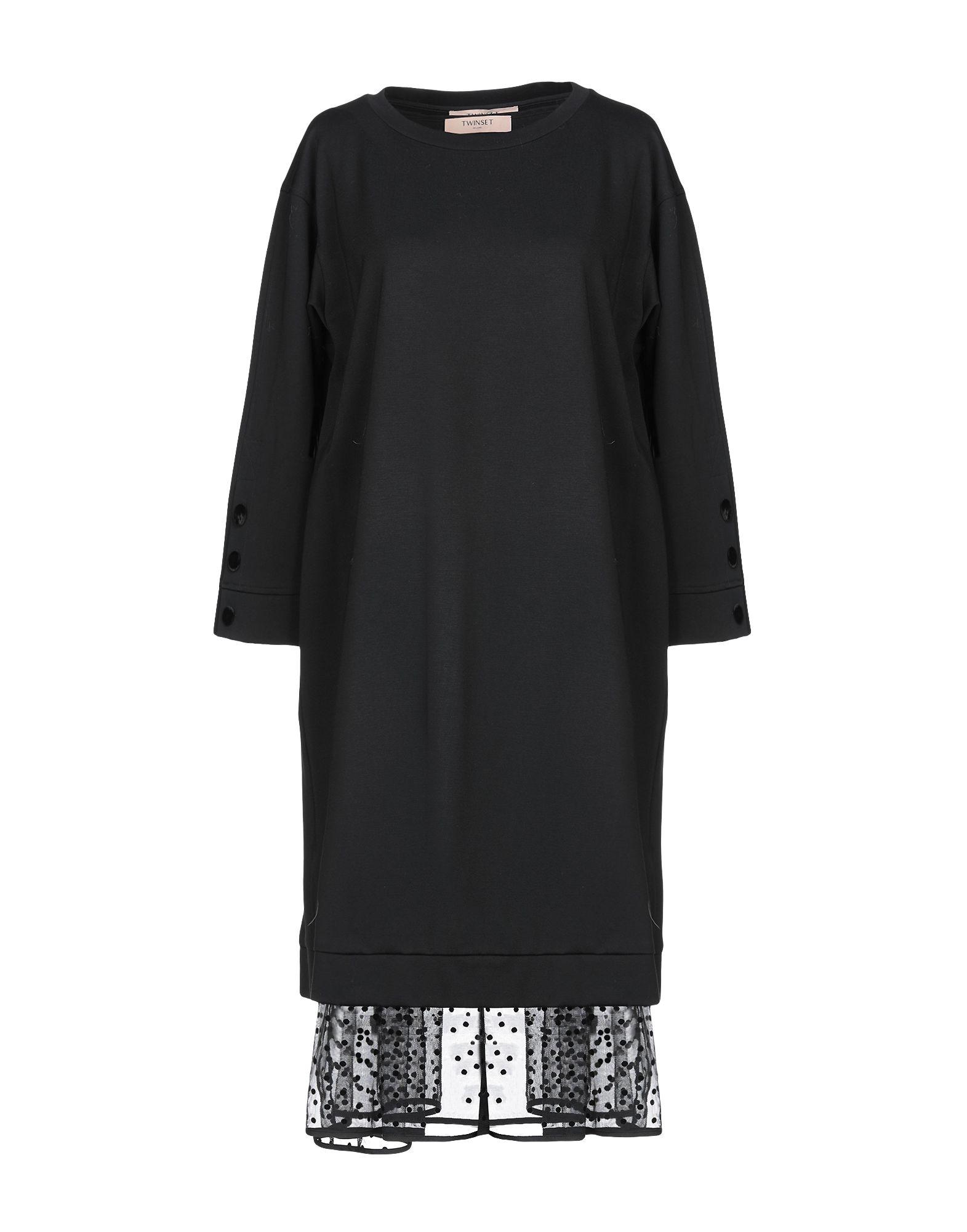 купить TWINSET Платье до колена по цене 12500 рублей