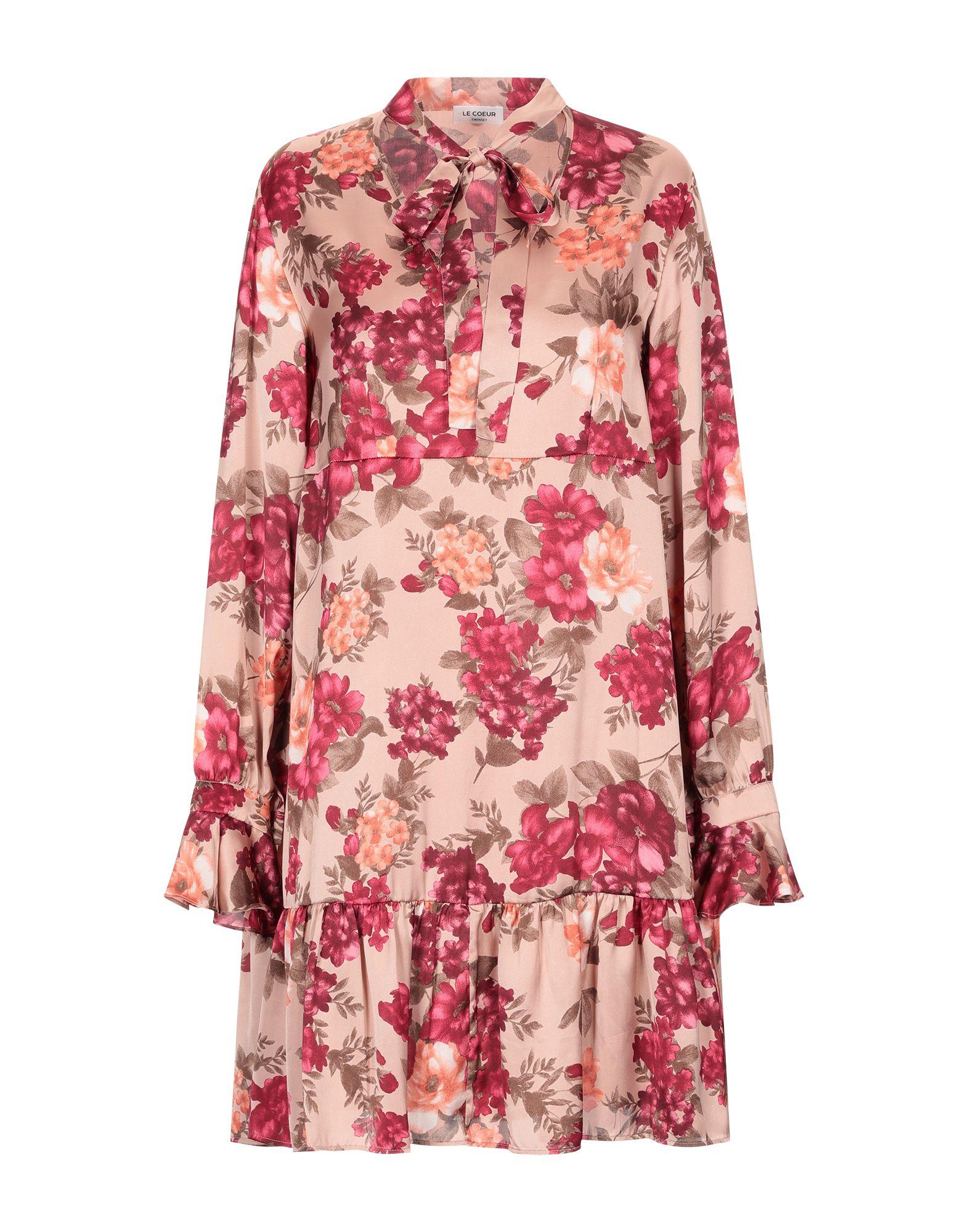LE COEUR TWINSET Короткое платье
