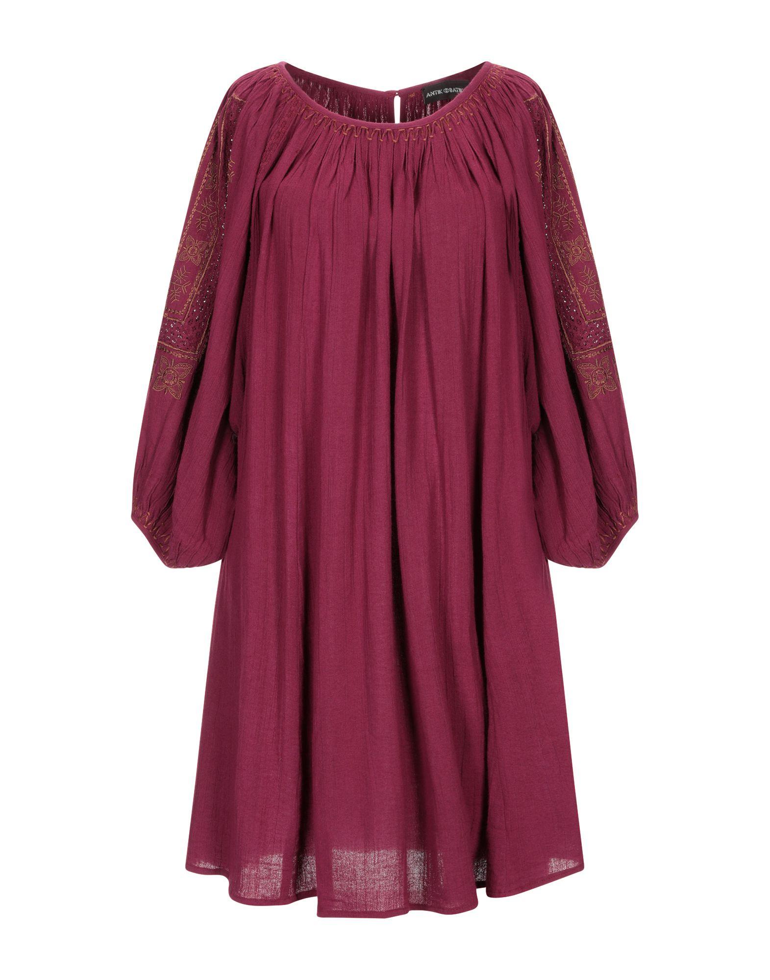 ANTIK BATIK Короткое платье antik batik повседневные шорты