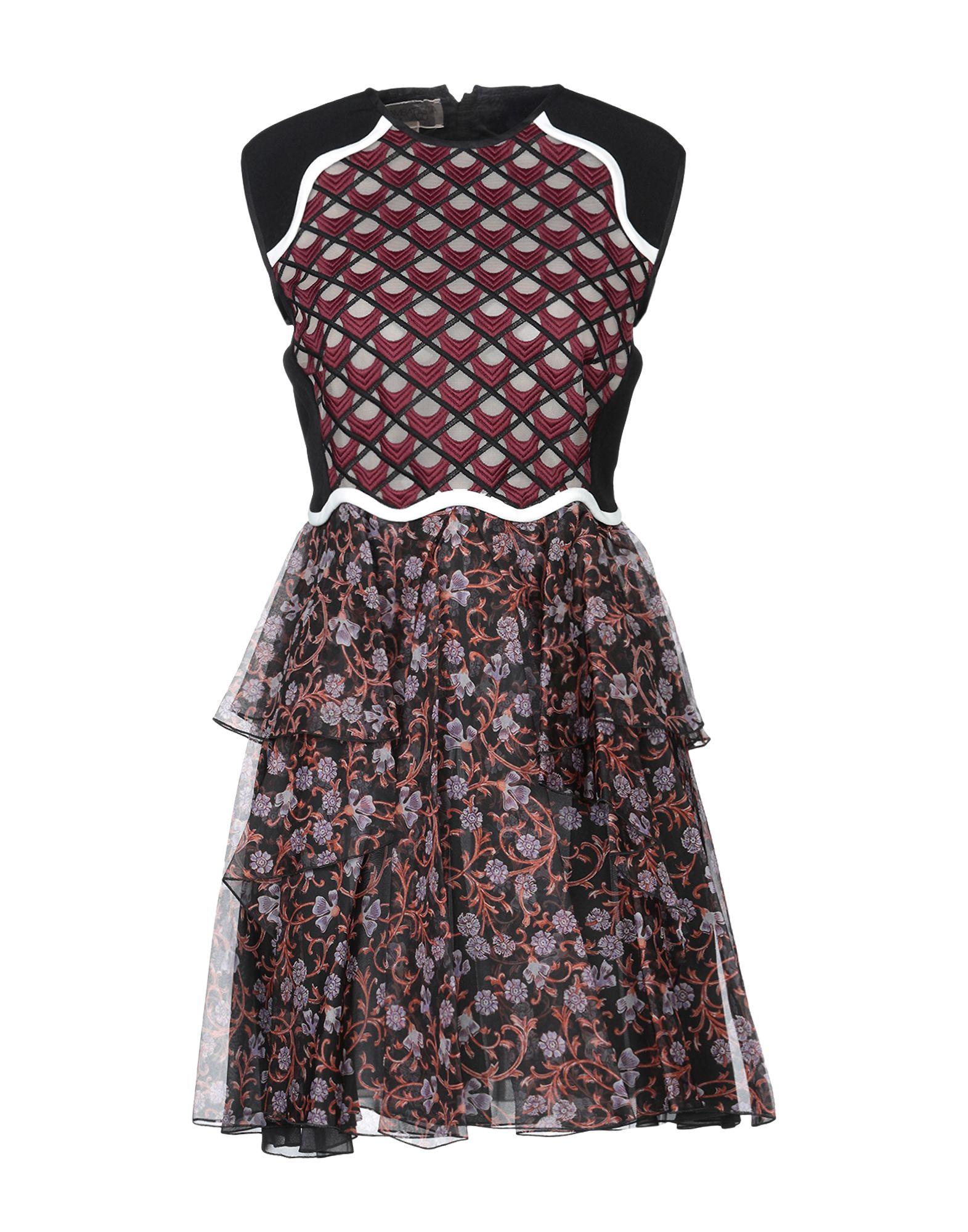 GIAMBATTISTA VALLI Короткое платье
