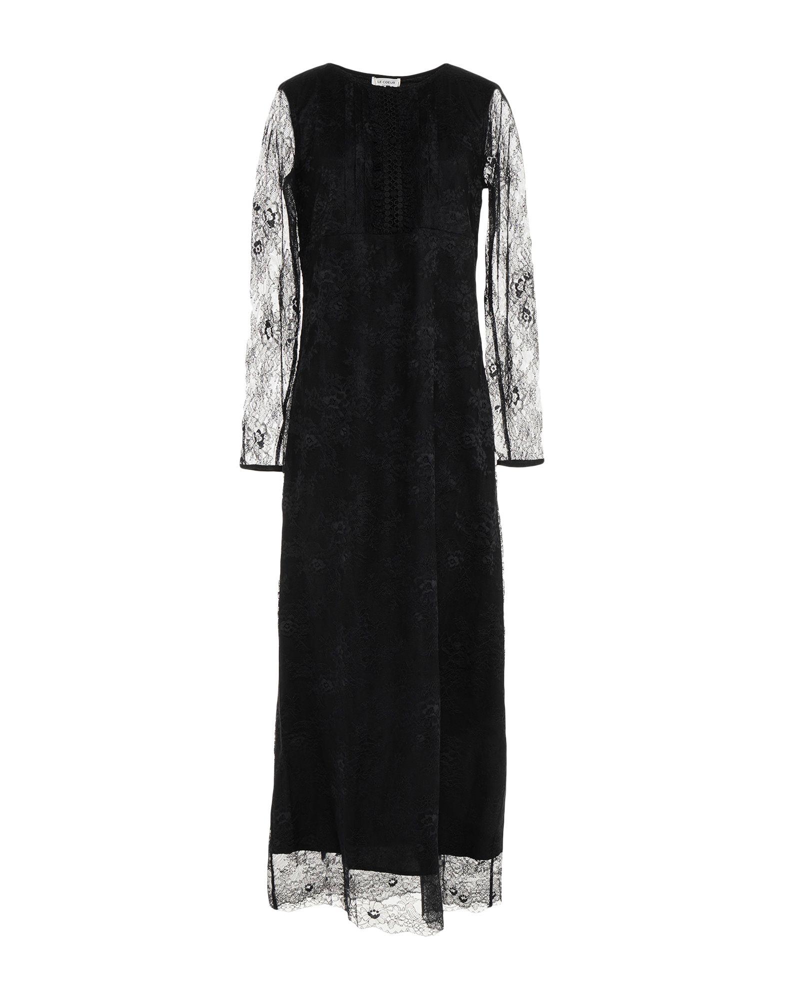 LE COEUR TWINSET Платье длиной 3/4