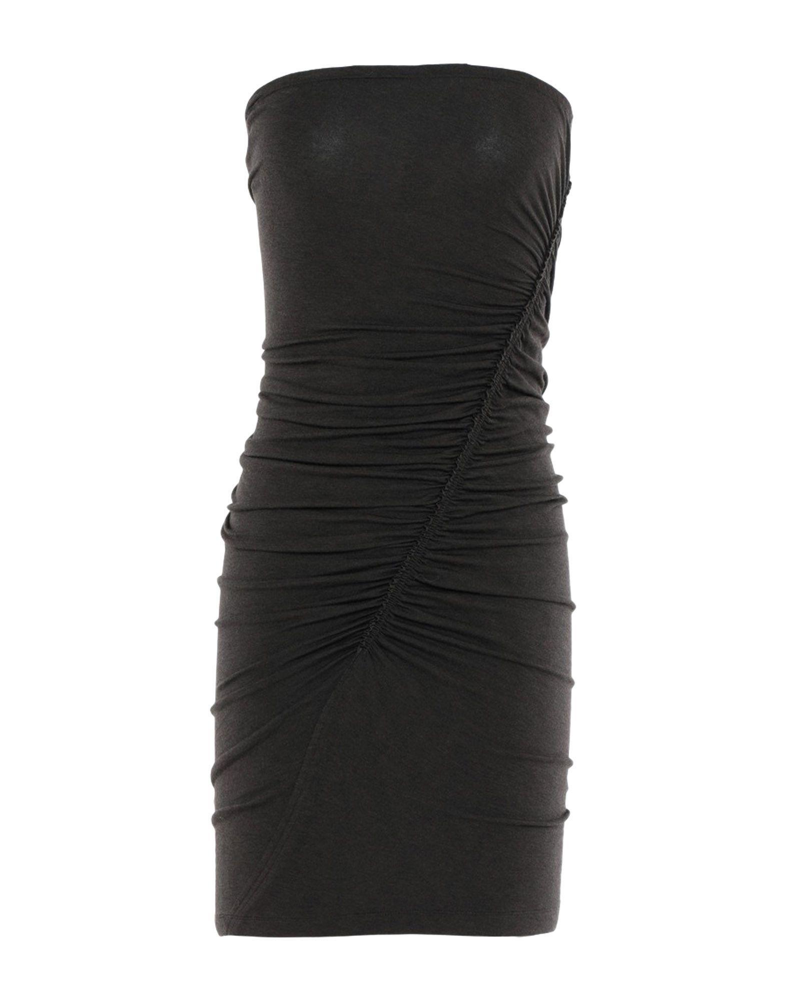 где купить DONNA KARAN Короткое платье по лучшей цене