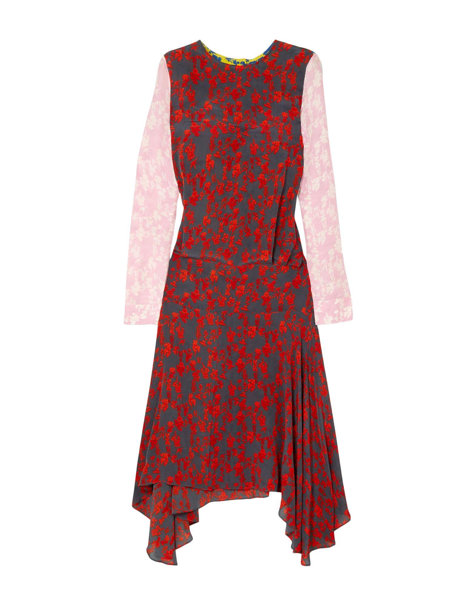 PREEN LINE Платье до колена цена 2017