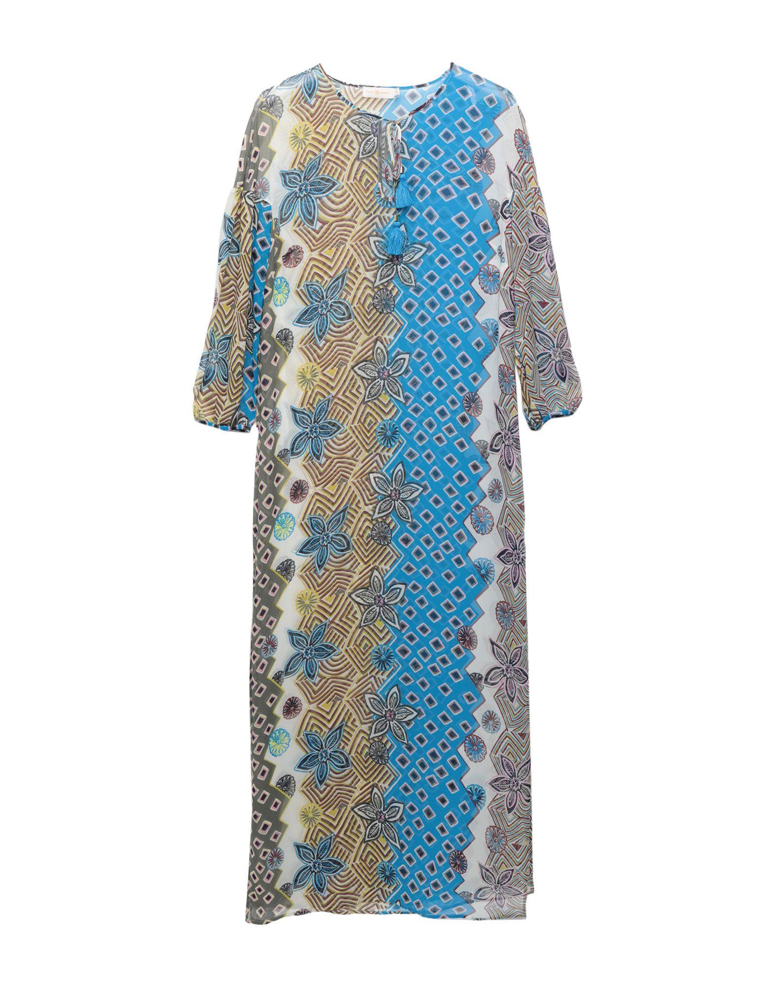 TORY BURCH Длинное платье