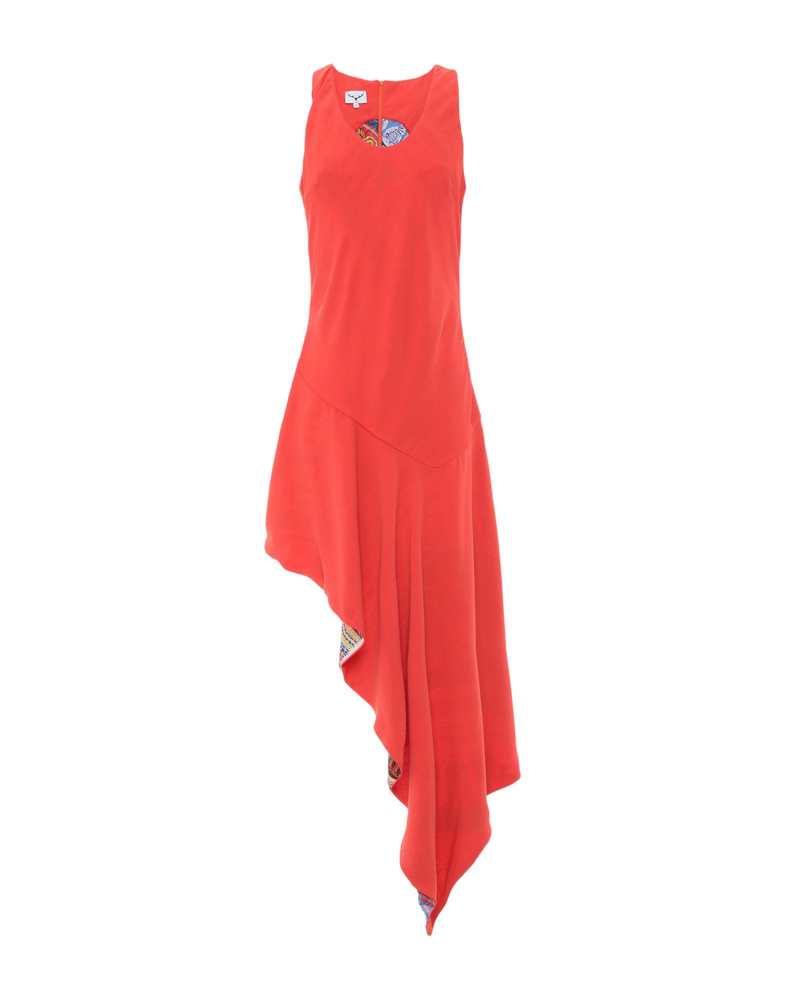 LEITMOTIV Короткое платье leitmotiv длинное платье