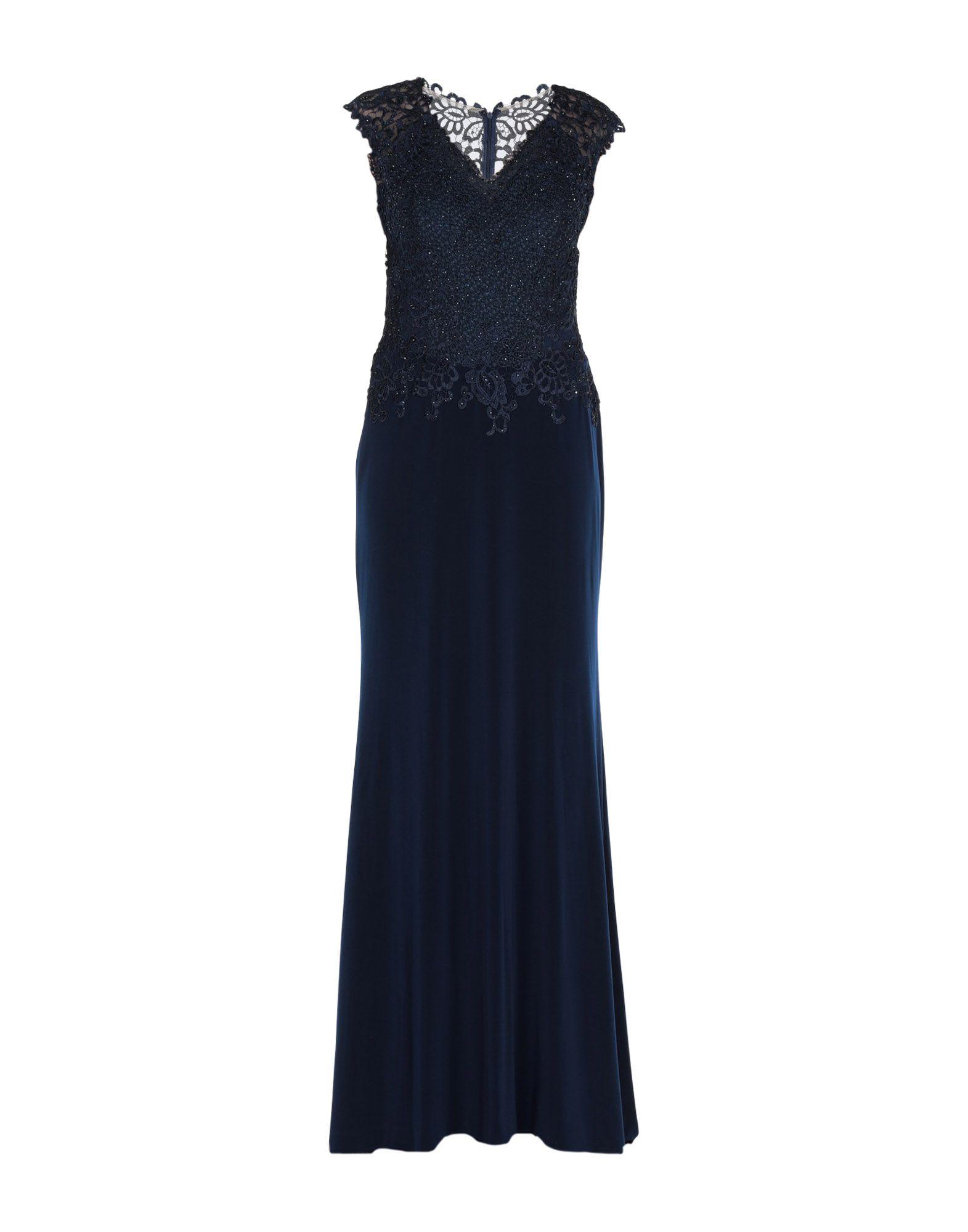 VIVIEN V. LUXURY Длинное платье luxury stand flip
