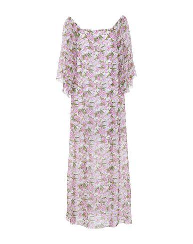 Купить Женское длинное платье CARLA G. белого цвета