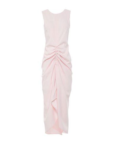 Купить Женское короткое платье CARLA G. светло-розового цвета