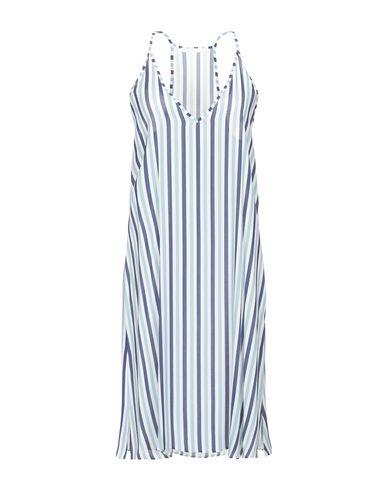 Купить Платье до колена от CARLA G. синего цвета