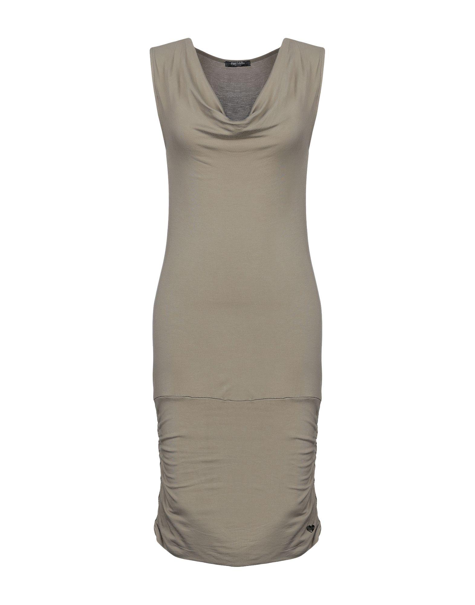 FRED MELLO Платье до колена цена 2017