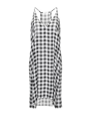 Купить Женское короткое платье CARLA G. черного цвета