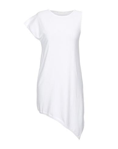Купить Женское короткое платье CARLA G. белого цвета