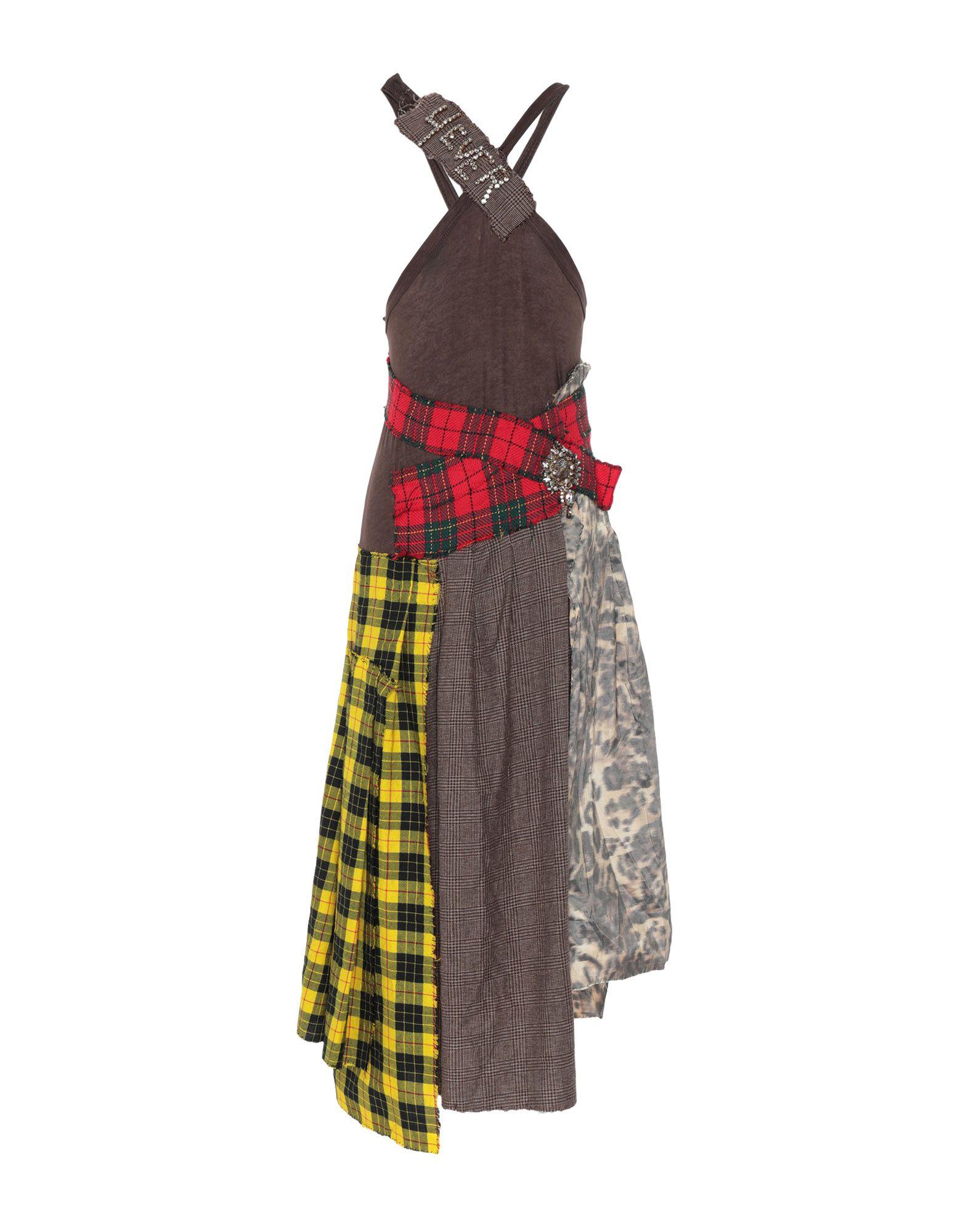 B2 Платье до колена