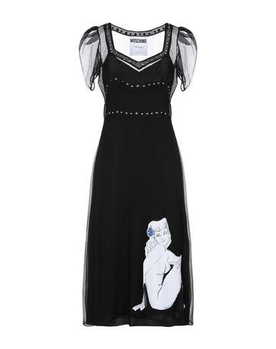 MOSCHINO DRESSES 3/4 length dresses Women
