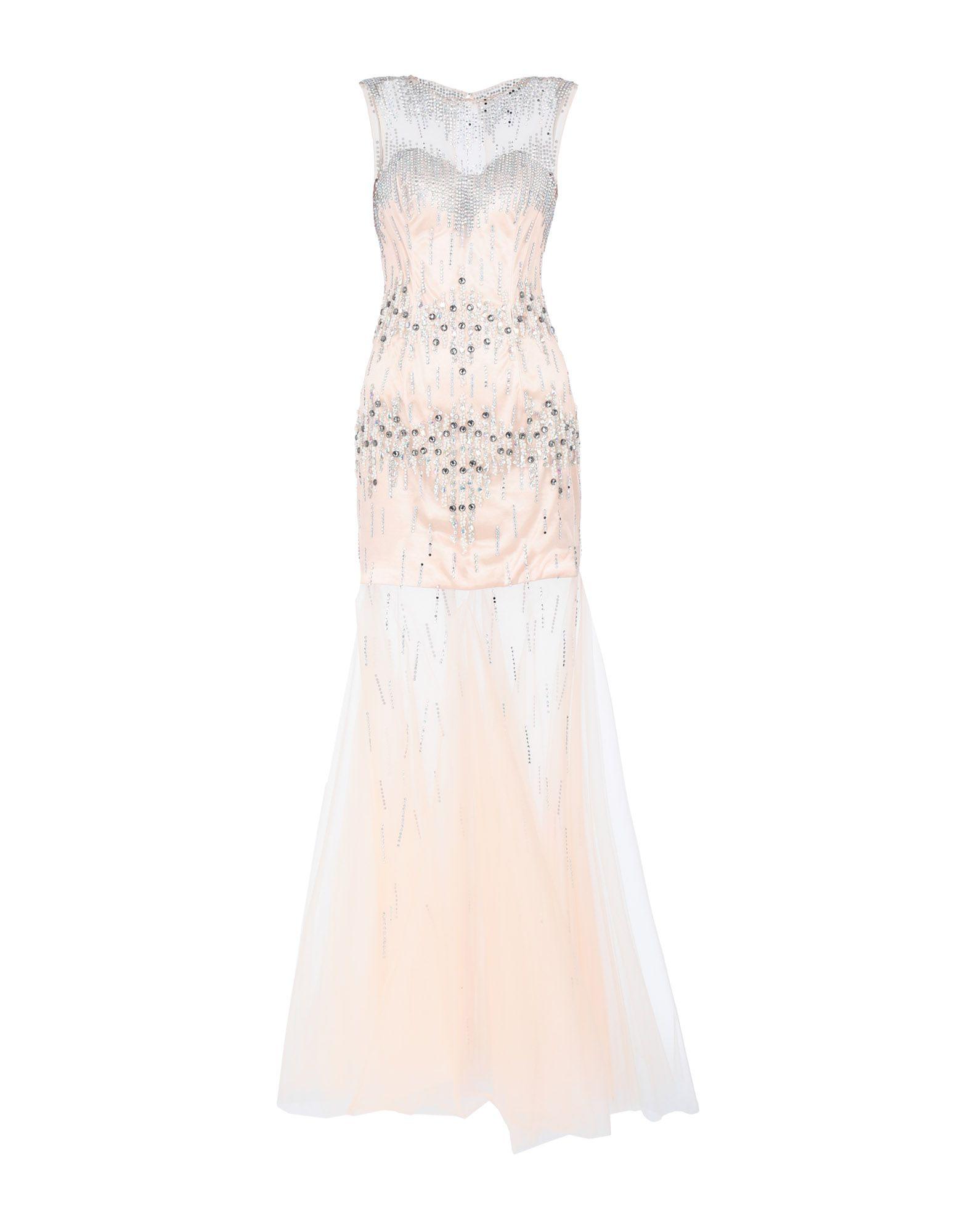 LIA COUTURE Длинное платье lia mara платье lia mara 260098 48 синий