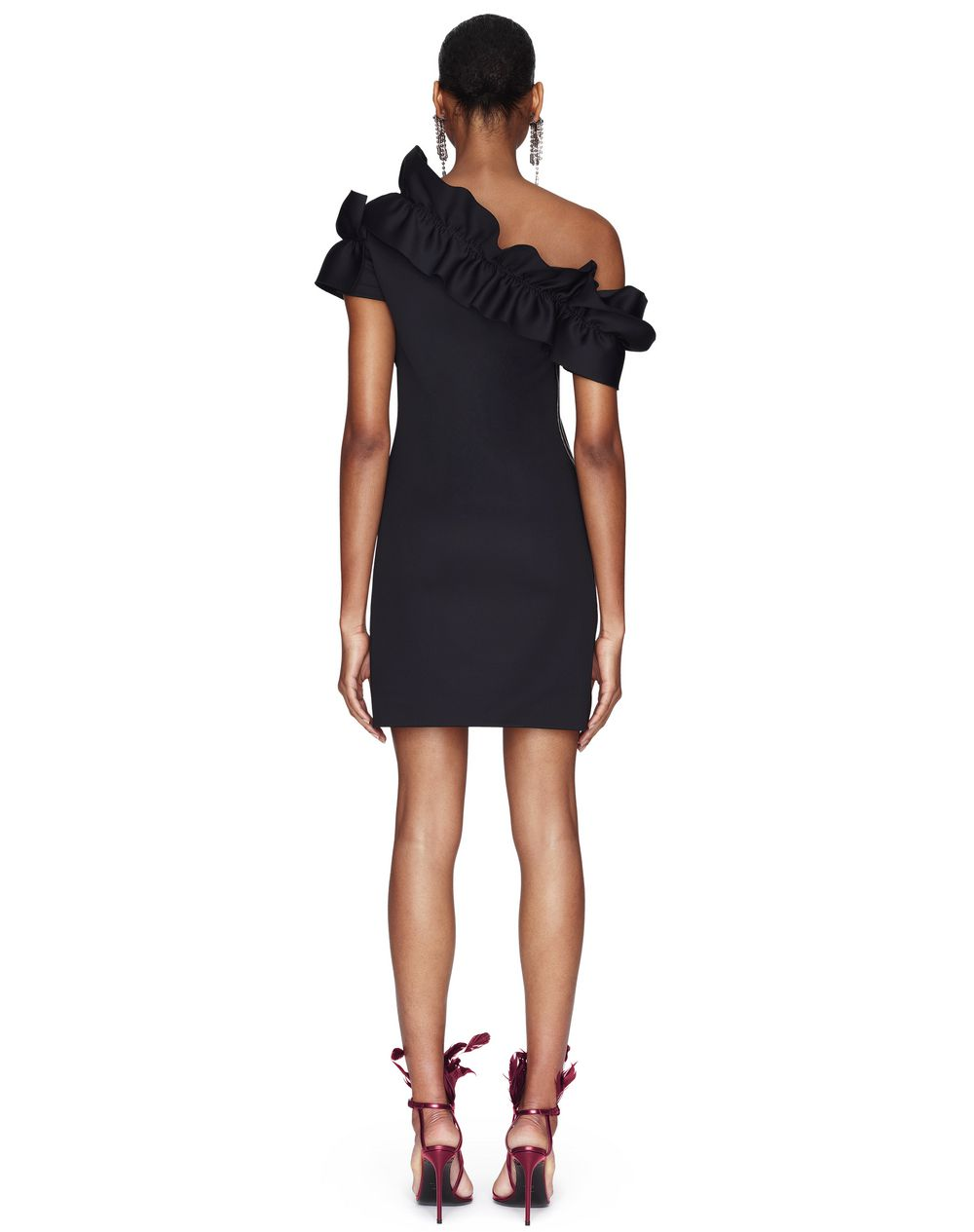ASYMMETRICAL DRESS - Lanvin