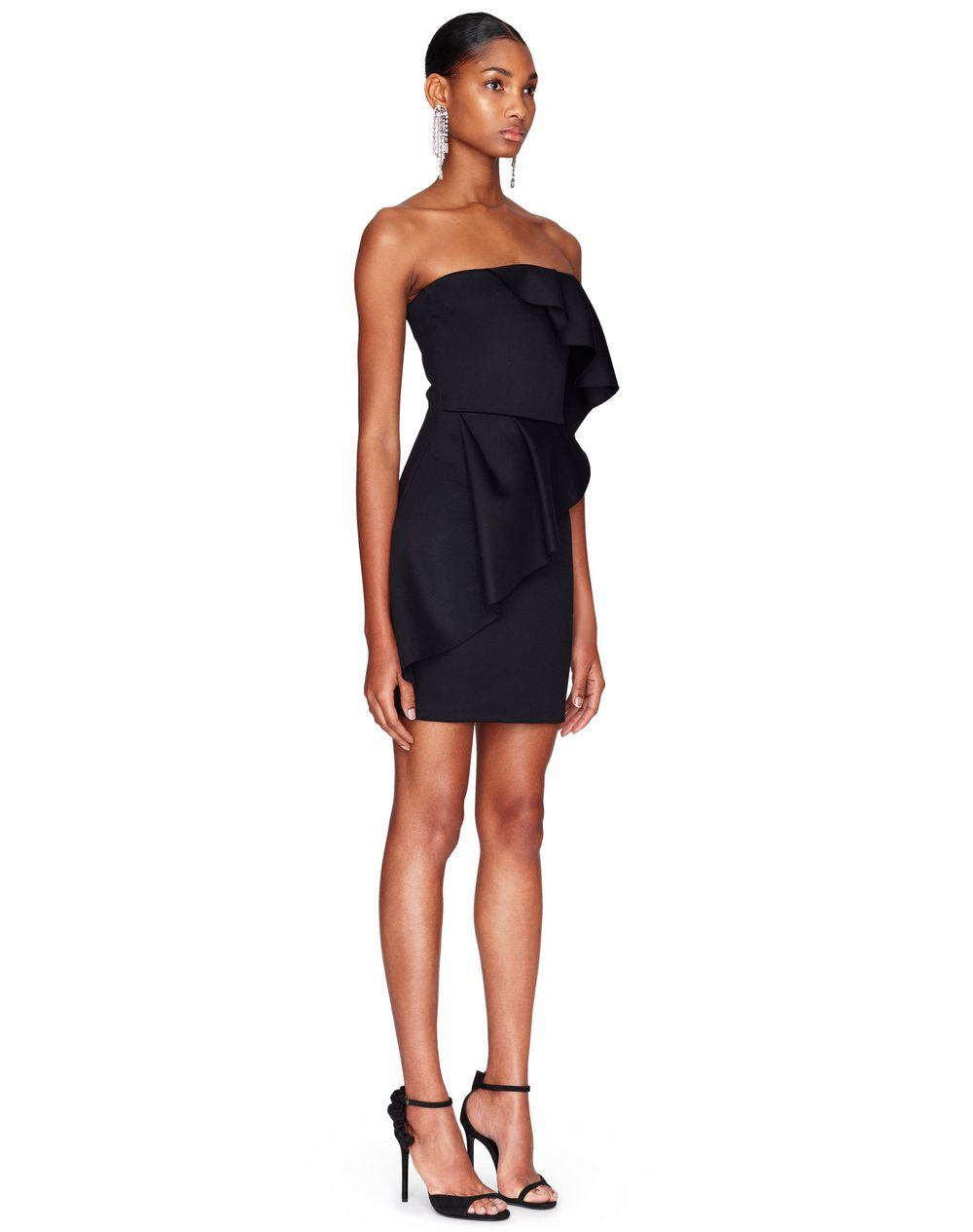 BUSTIER DRESS - Lanvin
