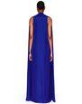 LANVIN Long dress Woman LONG SAPPHIRE DRESS f