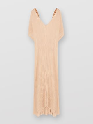 Grecian evening dress