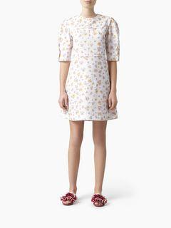 퍼프 슬리브 드레스