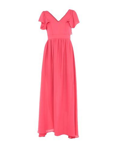 Фото - Женское длинное платье HEFTY кораллового цвета