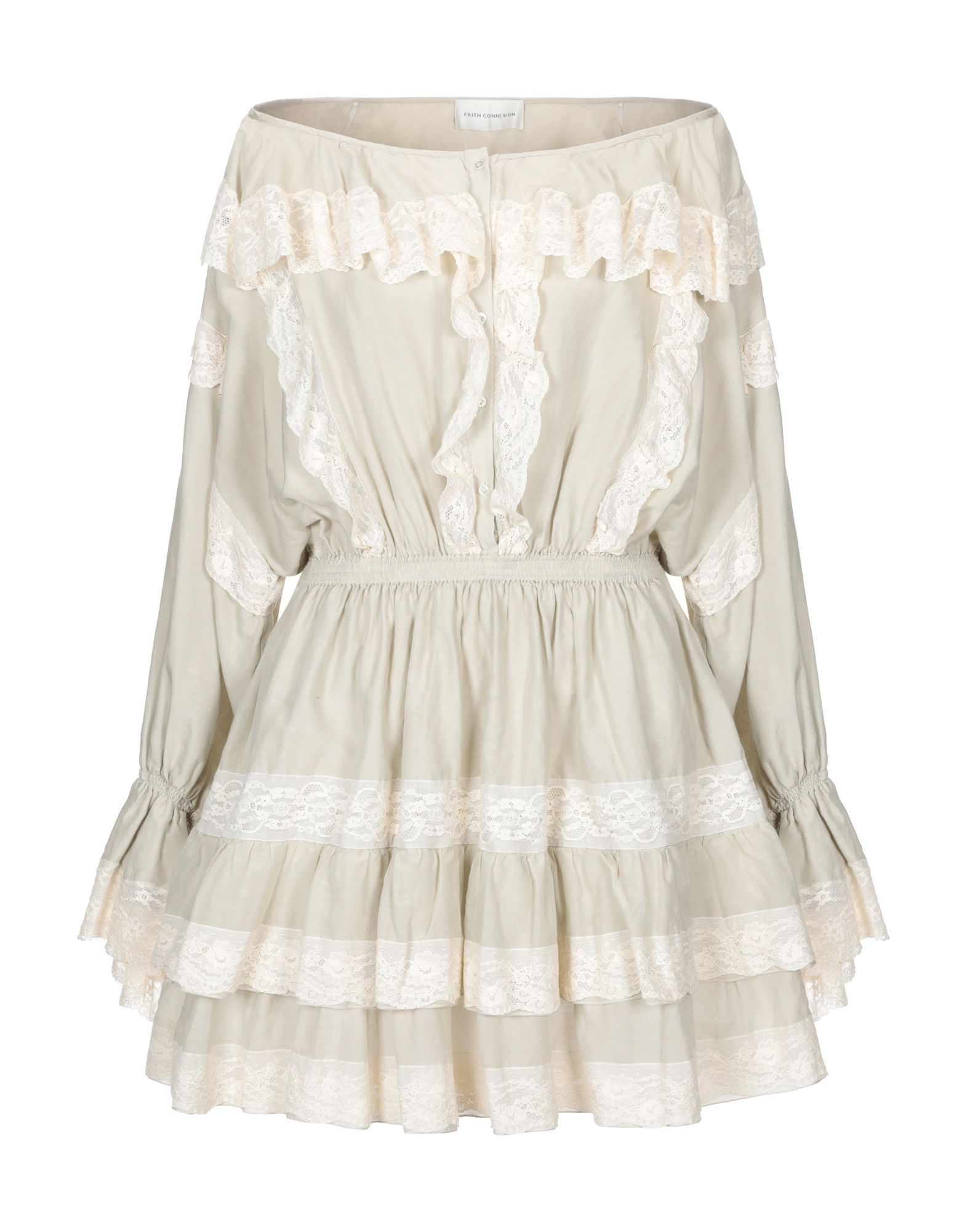 FAITH CONNEXION Короткое платье цена 2017
